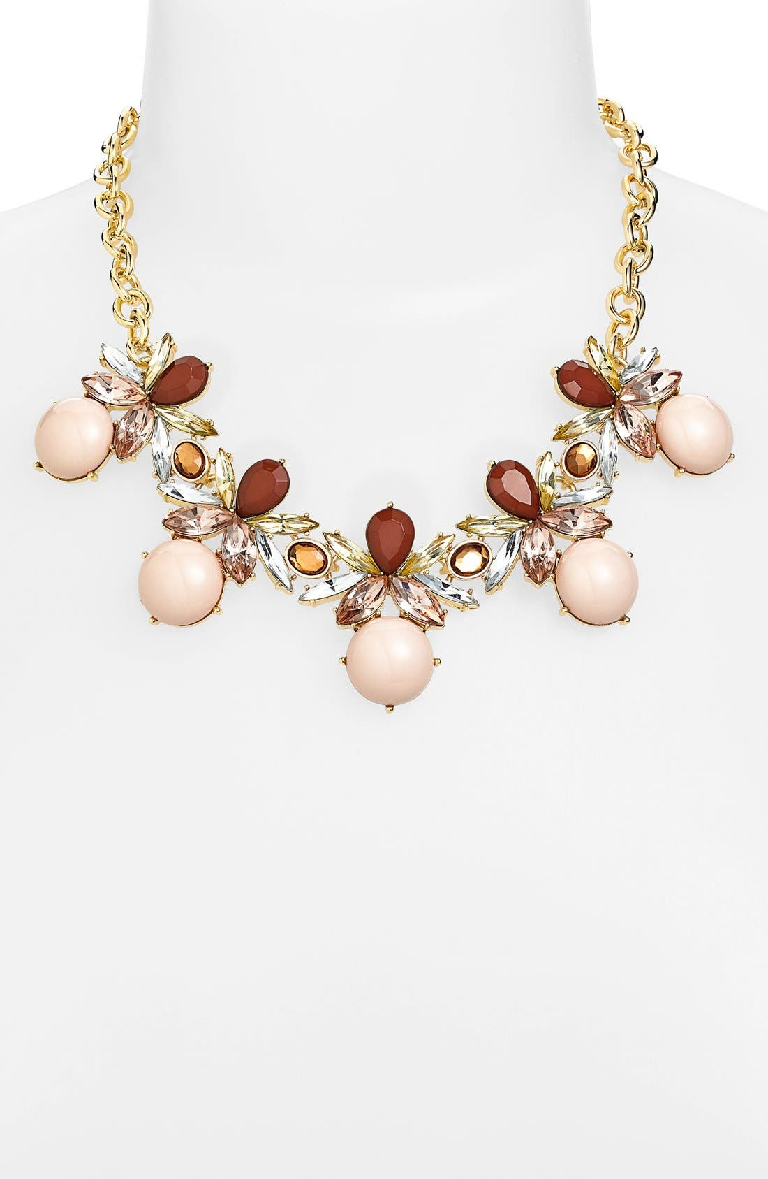 Alternate Image 2  - Lee by Lee Angel Frontal Necklace (Nordstrom Exclusive)