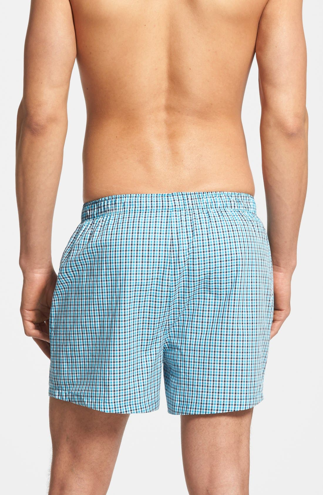 Alternate Image 2  - Michael Kors Cotton Boxers (Assorted 2-Pack)
