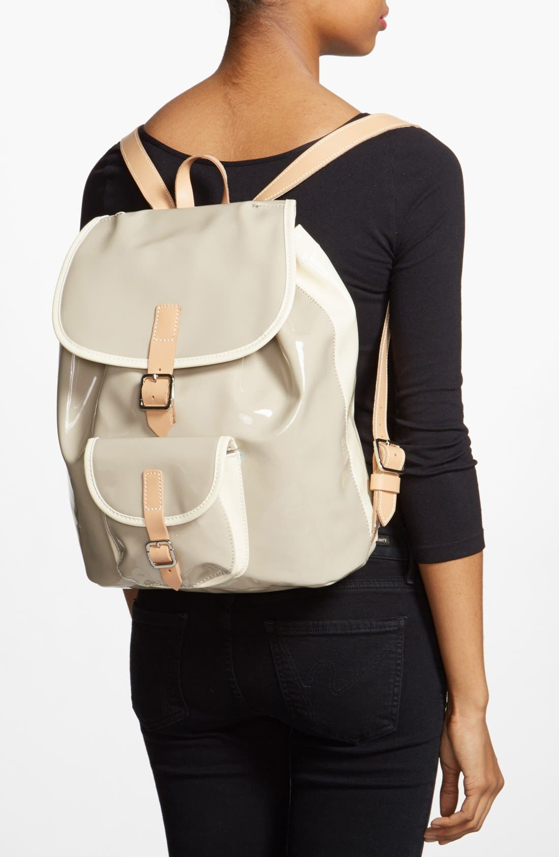 Alternate Image 2  - Harper Ave 'Mini Le Corb' Backpack