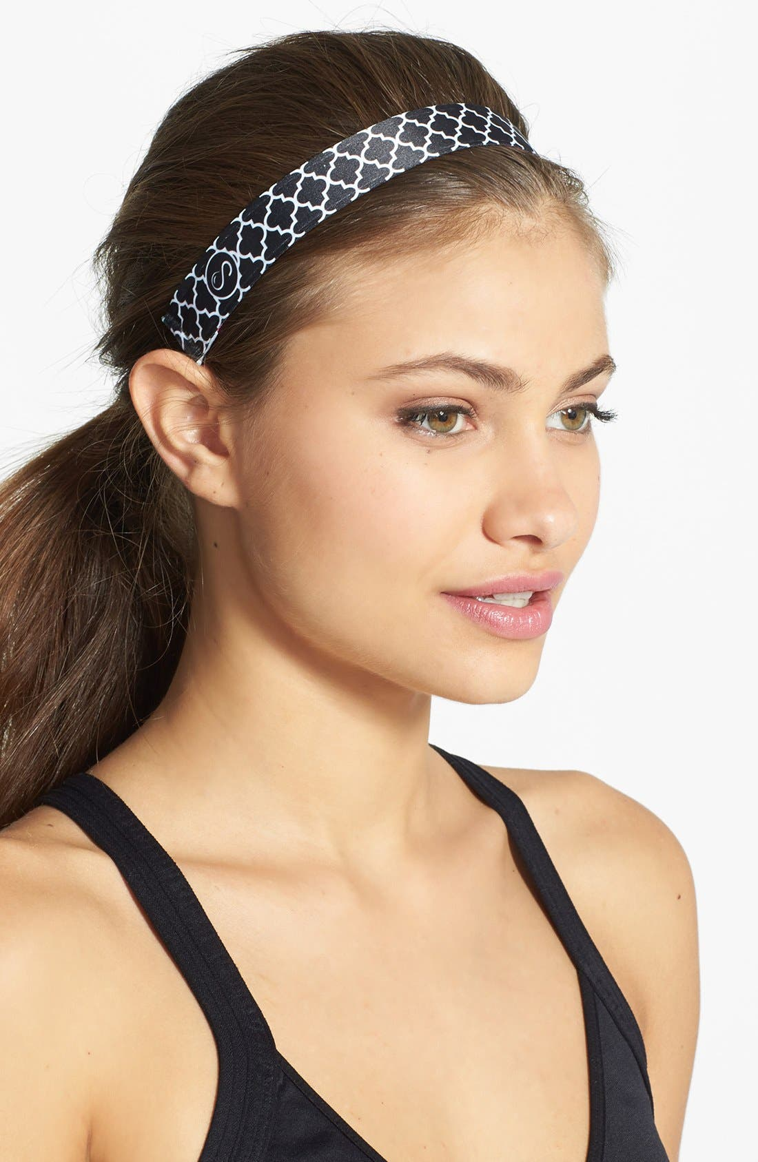 Alternate Image 1 Selected - Sweaty Bands 'Moroccan My World' Fitness Head Wrap