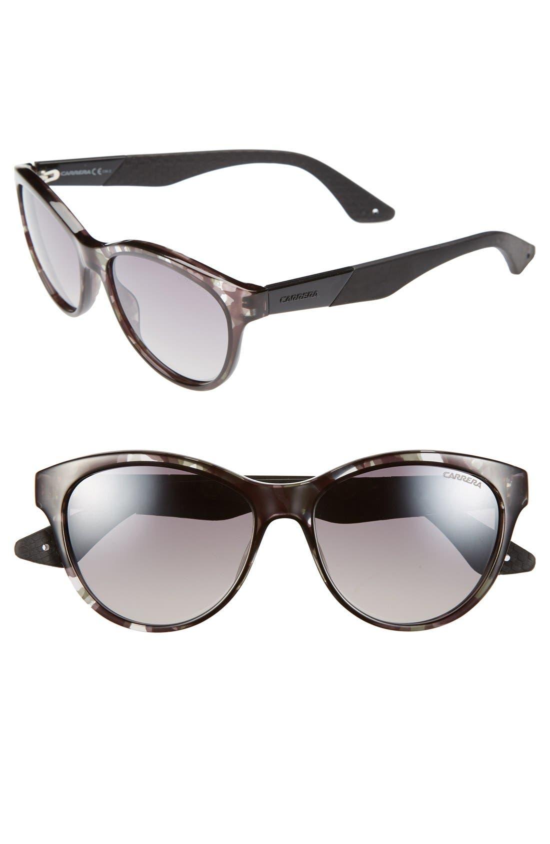 Alternate Image 1 Selected - Carrera Eyewear 54mm Retro Sunglasses