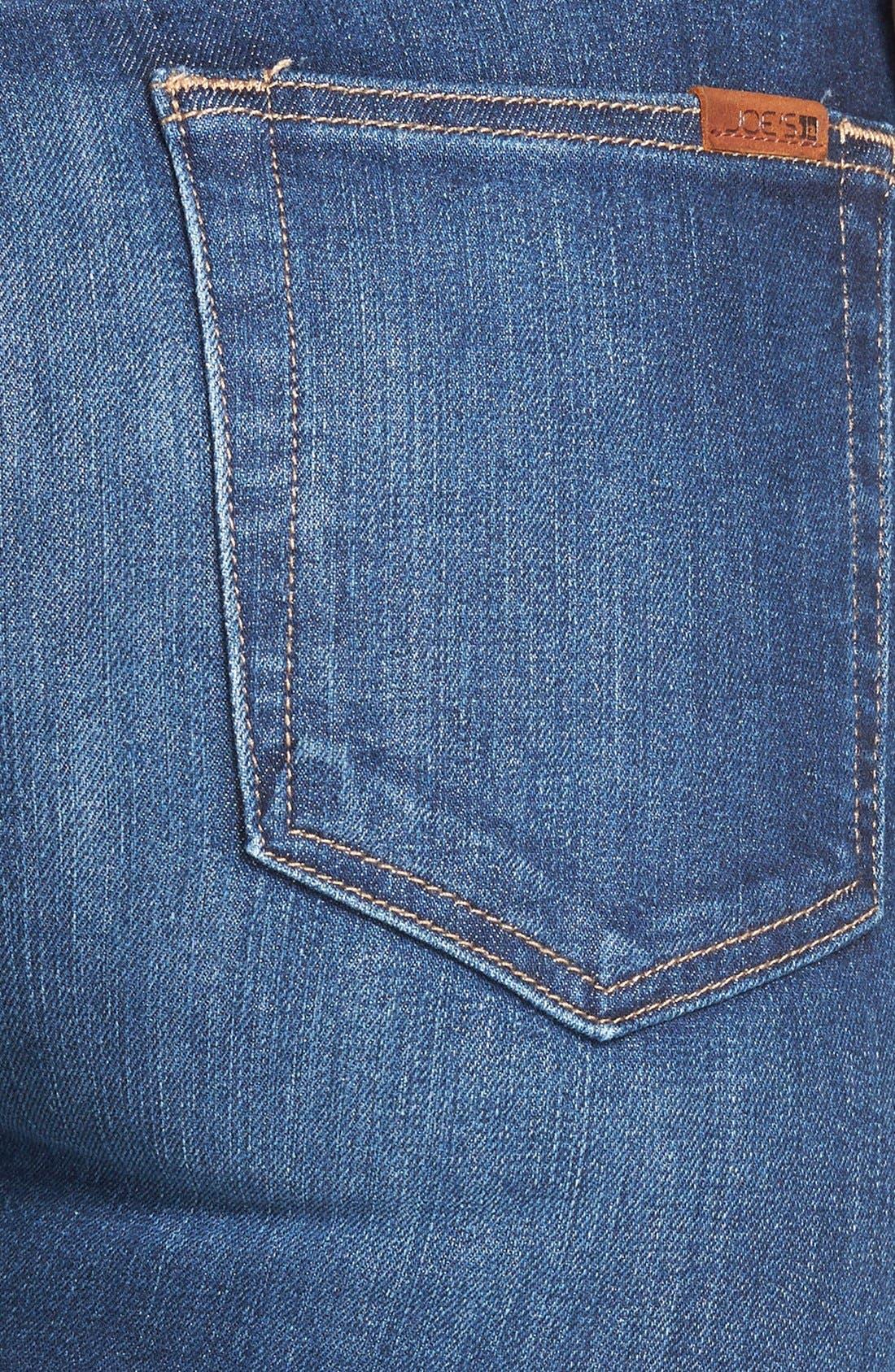 Alternate Image 3  - Joe's 'Flawless' High Rise Skinny Jeans (Acadia)