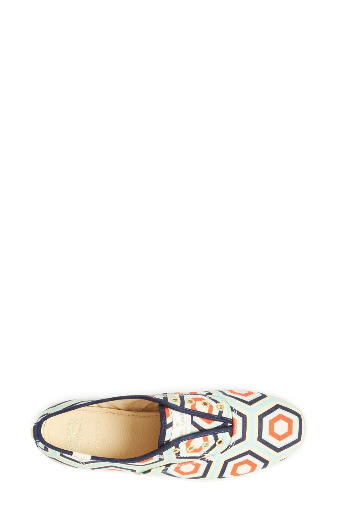 Alternate Image 3  - Keds® for kate spade new york 'champ' print canvas sneaker