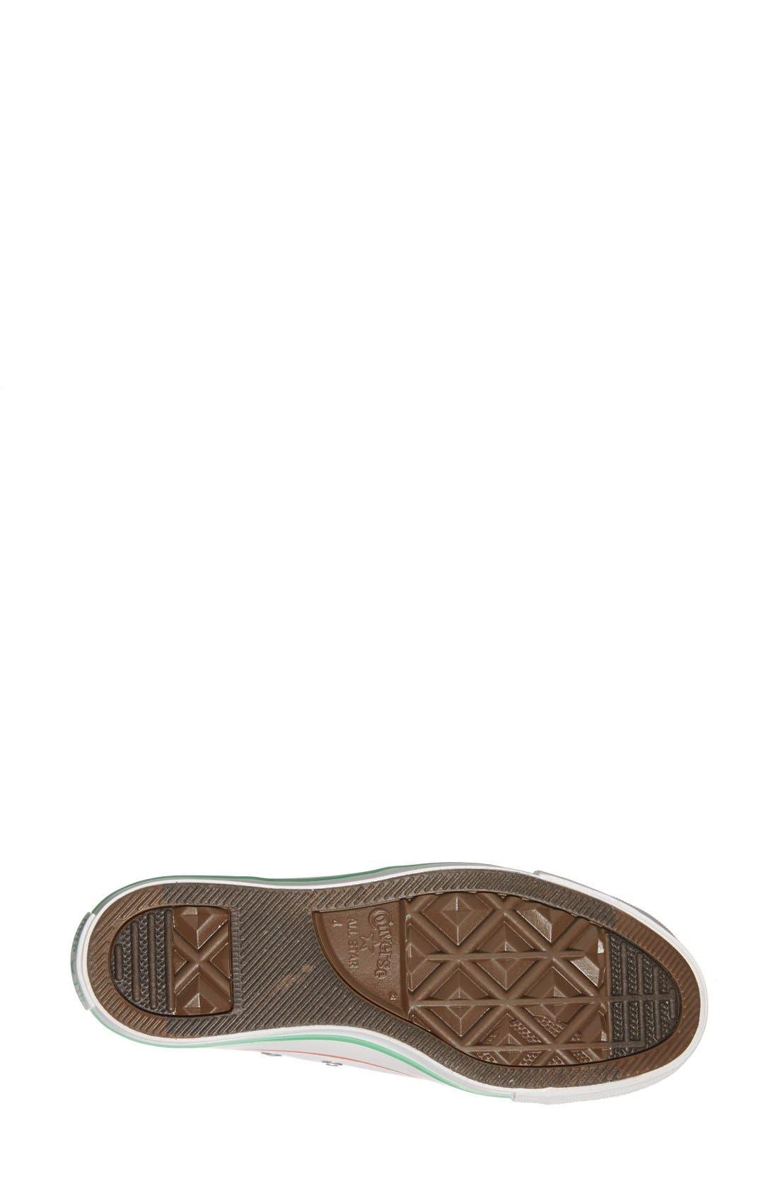 Alternate Image 4  - Converse Chuck Taylor® All Star® Laceless Slip-On Sneaker (Women)