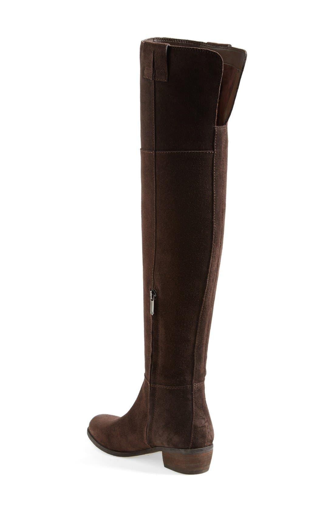 Alternate Image 2  - Sam Edelman 'Johanna' Over the Knee Suede Boot (Women)