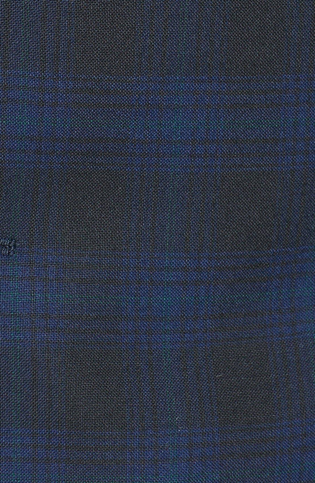Alternate Image 3  - Ted Baker London 'Jerry' Trim Fit Plaid Sport Coat