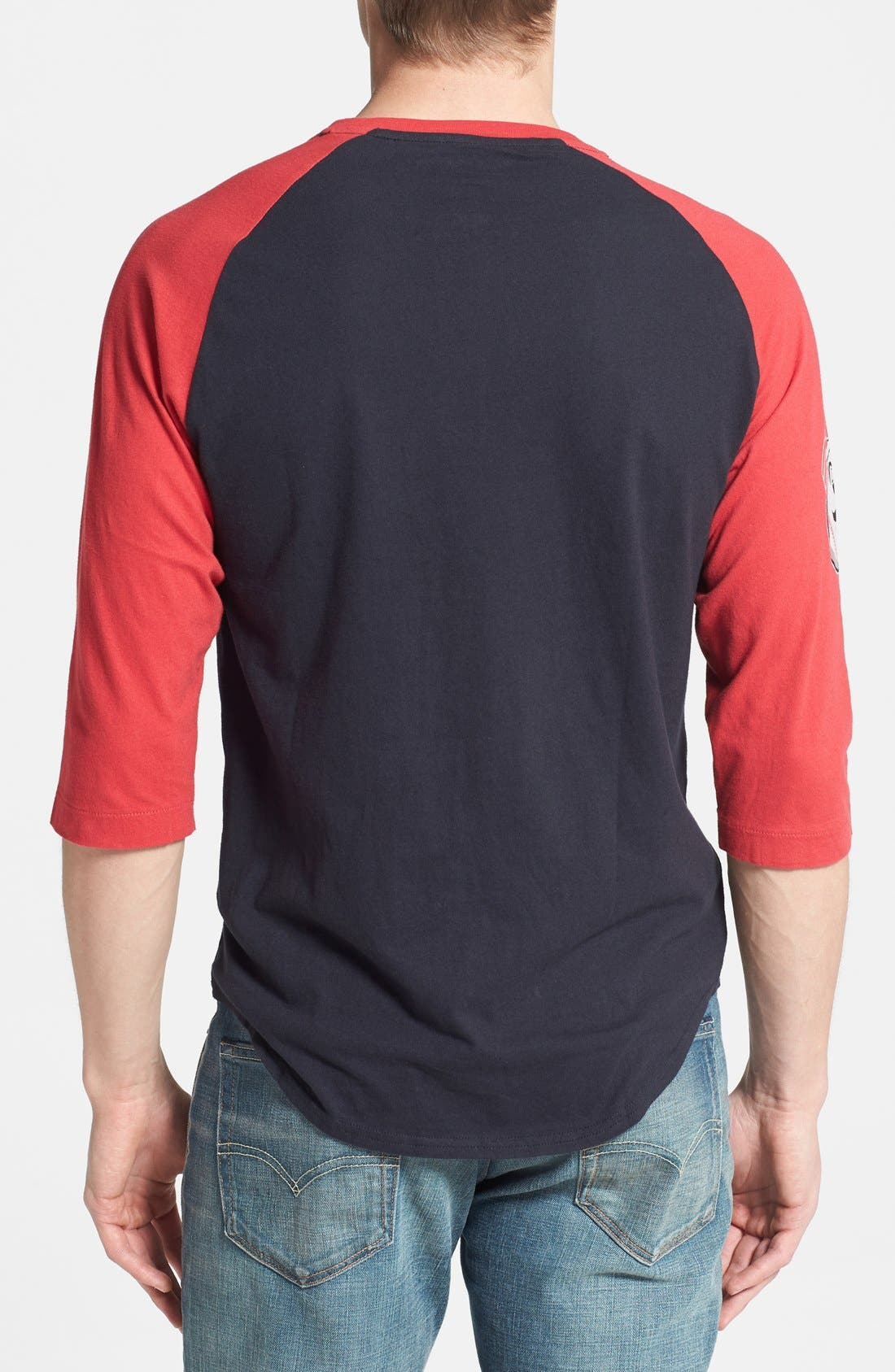 Alternate Image 2  - Wright & Ditson 'Cincinnati Reds' Baseball Henley