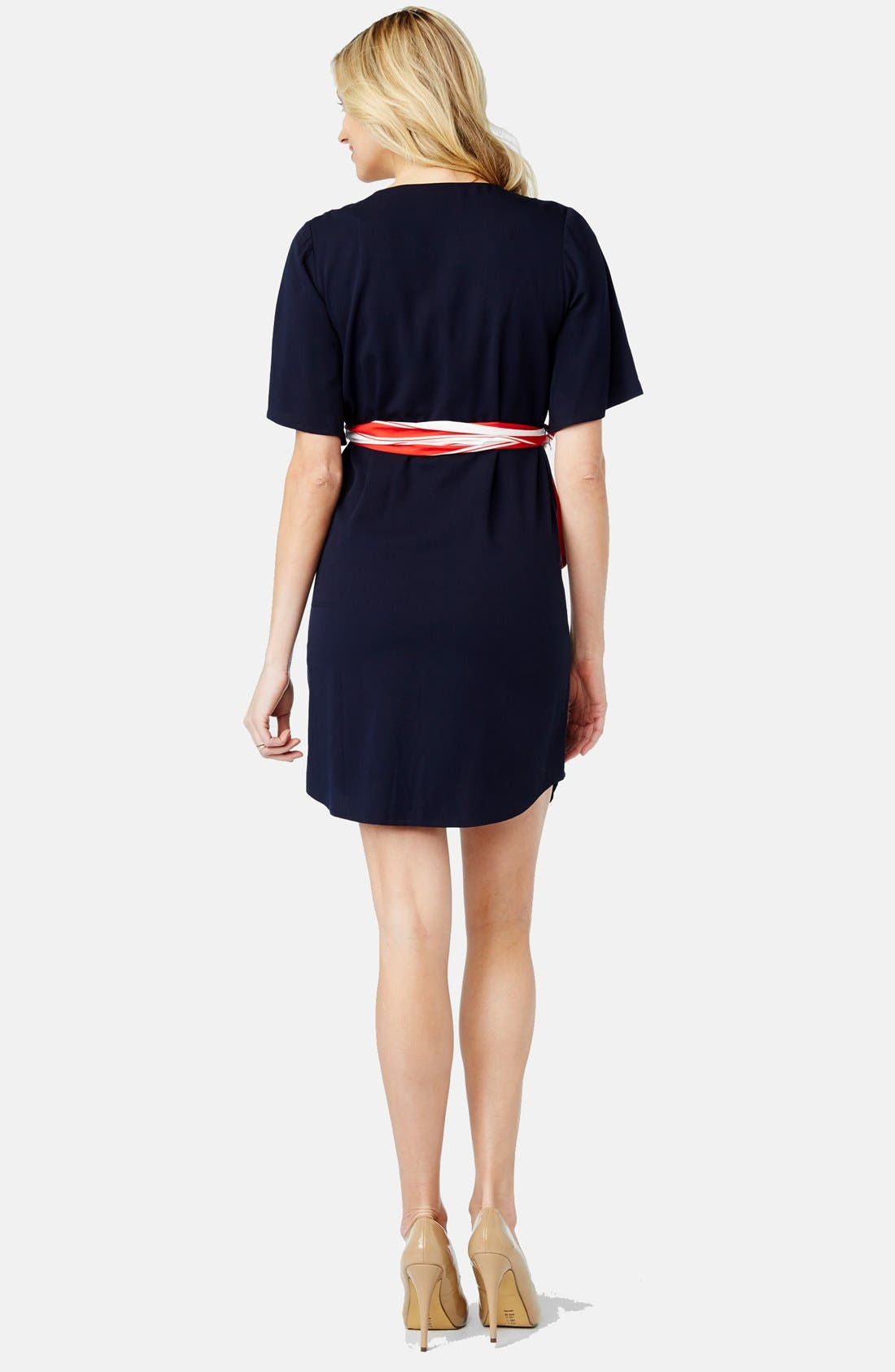 Alternate Image 2  - Rosie Pope 'Iris' Maternity Dress