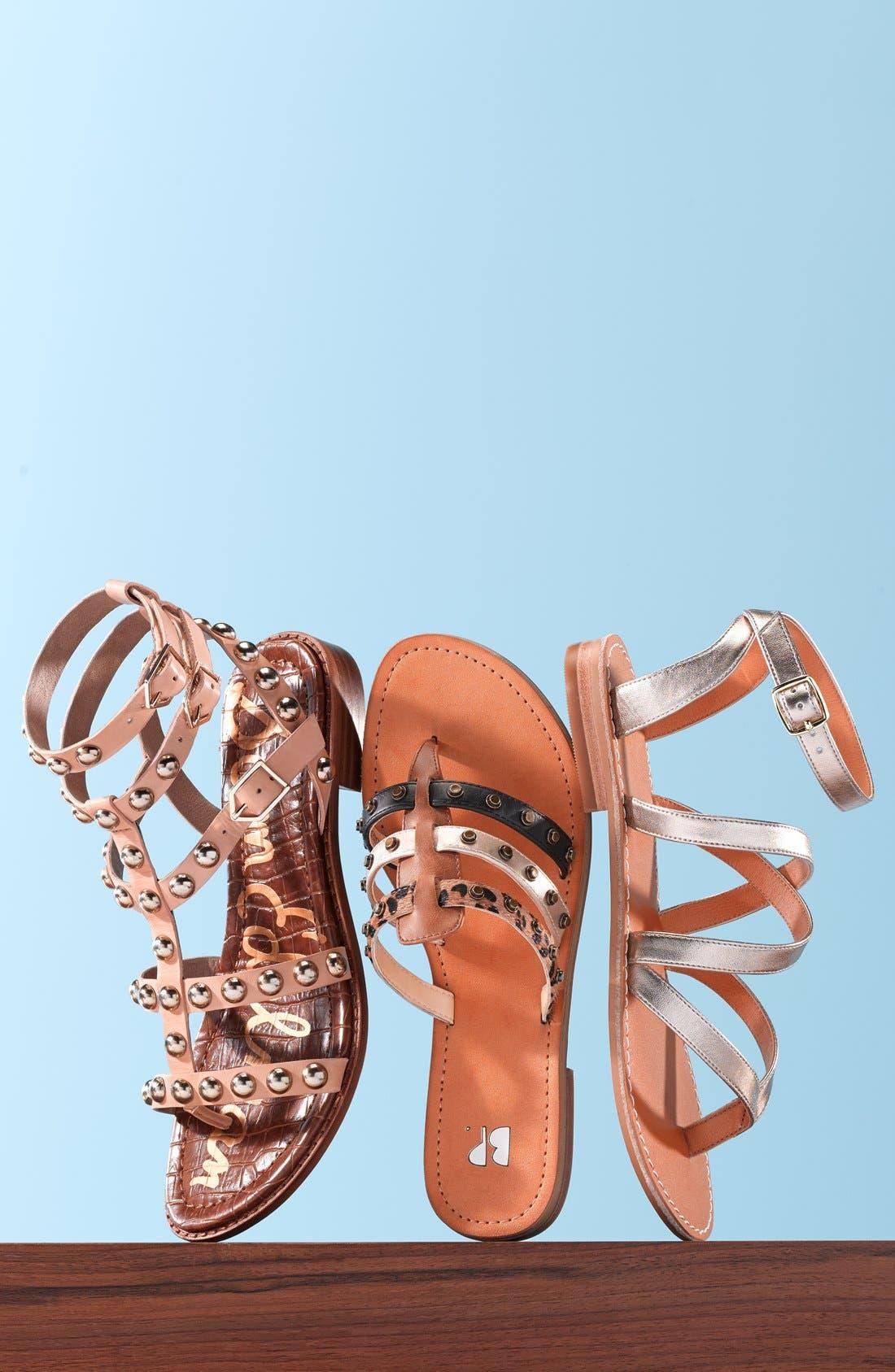 Alternate Image 5  - BP. 'Kastoria' Flat Sandal