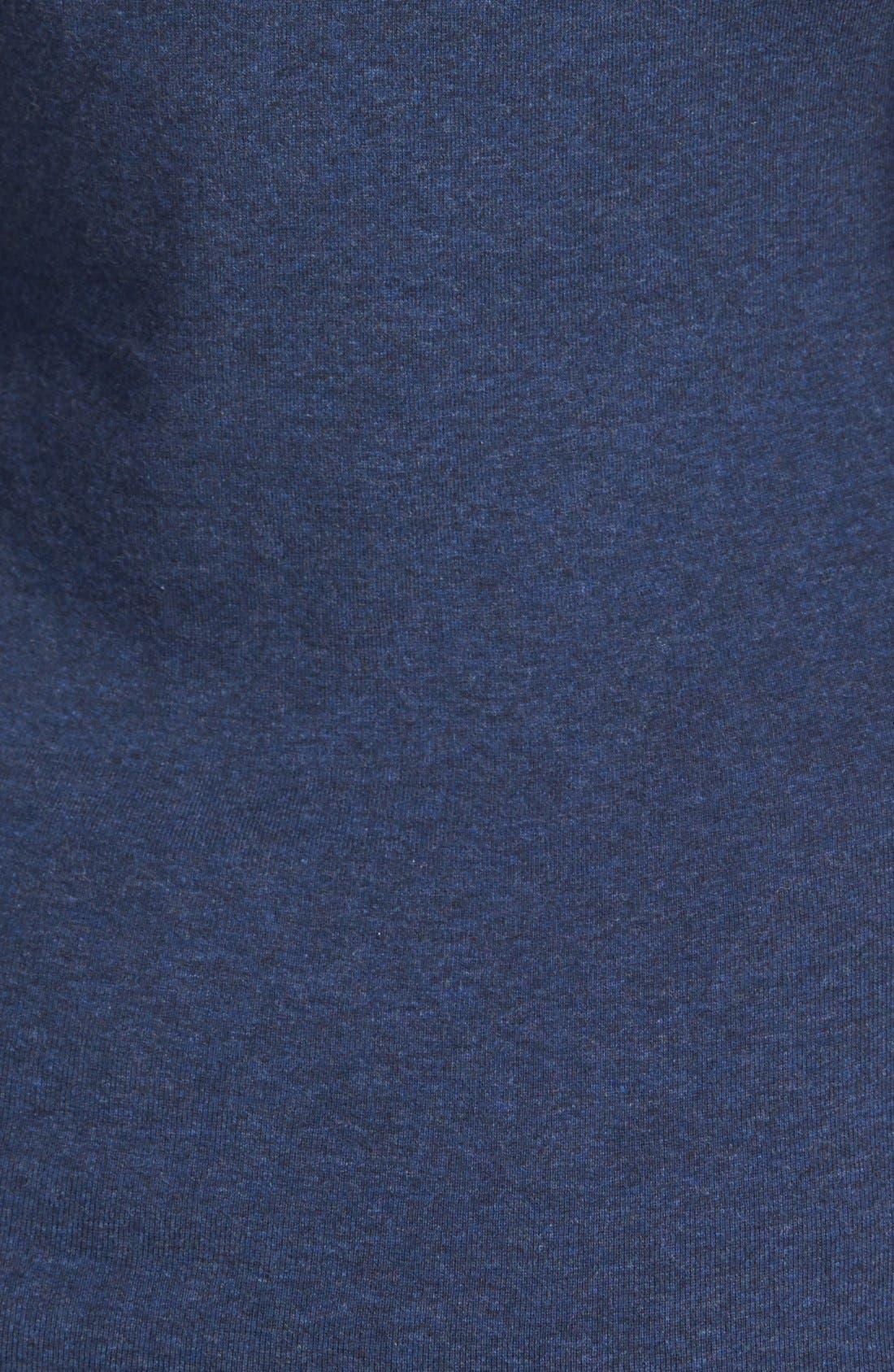 Alternate Image 3  - Caslon® Long Sleeve Crewneck Tee (Regular & Petite)