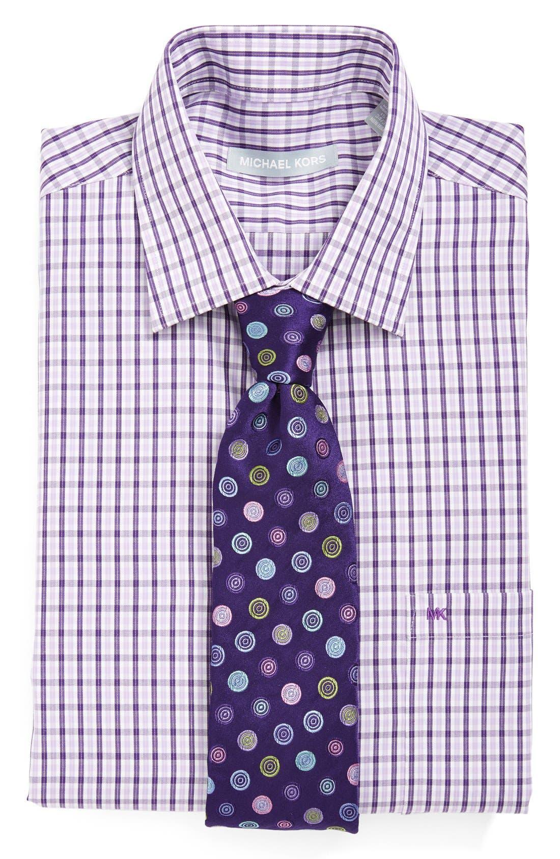 Alternate Image 5  - Michael Kors Regular Fit Dress Shirt