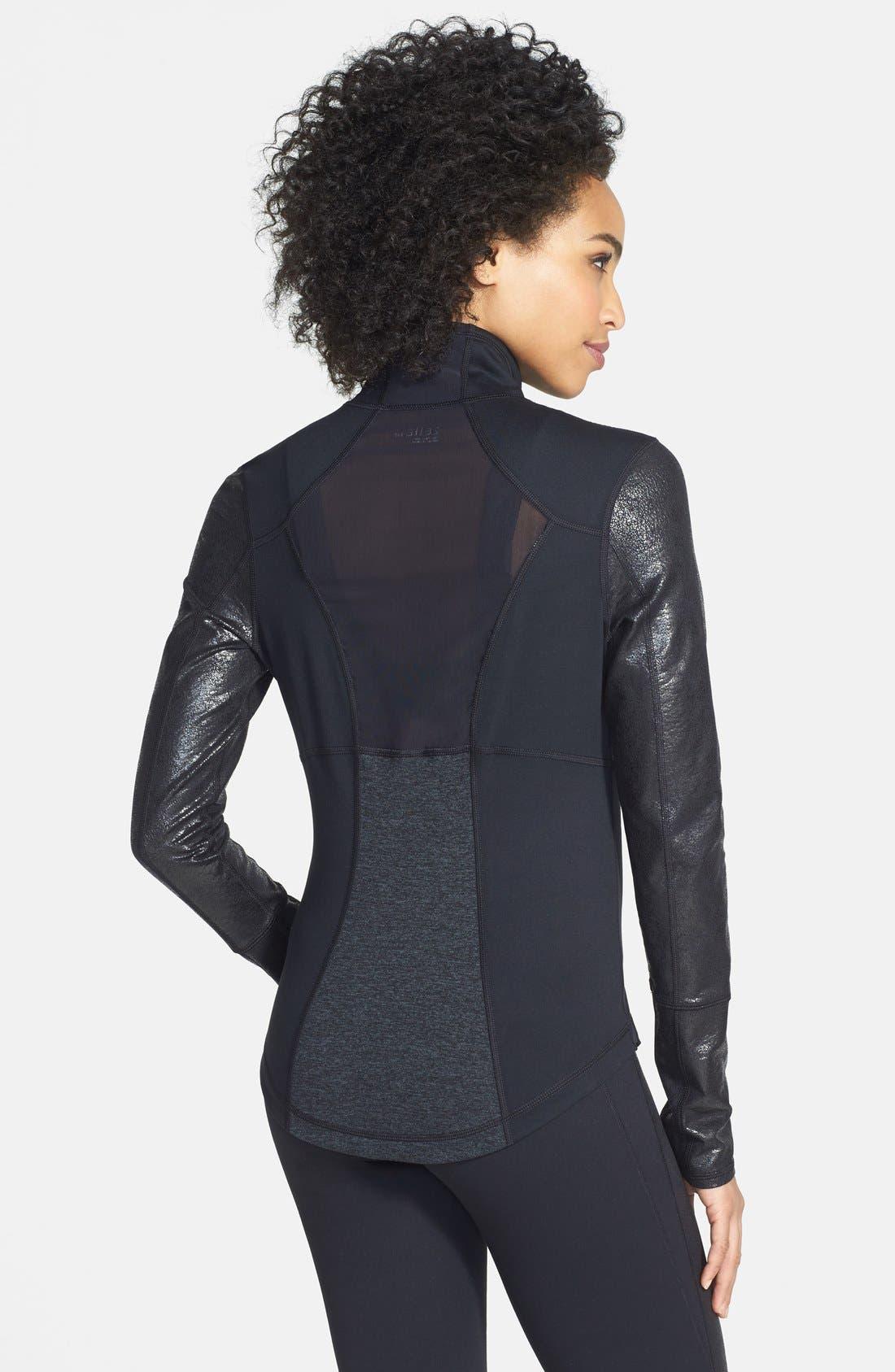 Alternate Image 2  - Zella 'Essential - Lamination' Jacket