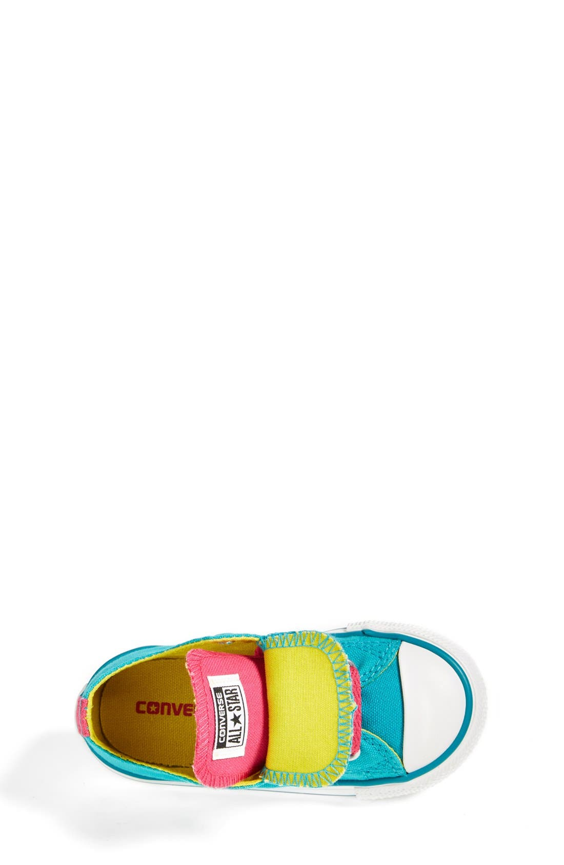 Alternate Image 3  - Converse Chuck Taylor® All Star® 'Double Tongue' Sneaker (Baby, Walker, Toddler, Little Kid & Big Kid)