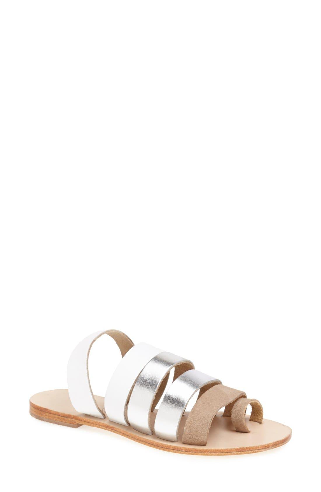 Alternate Image 1 Selected - Sol Sana 'Ayden' Sandal (Women)