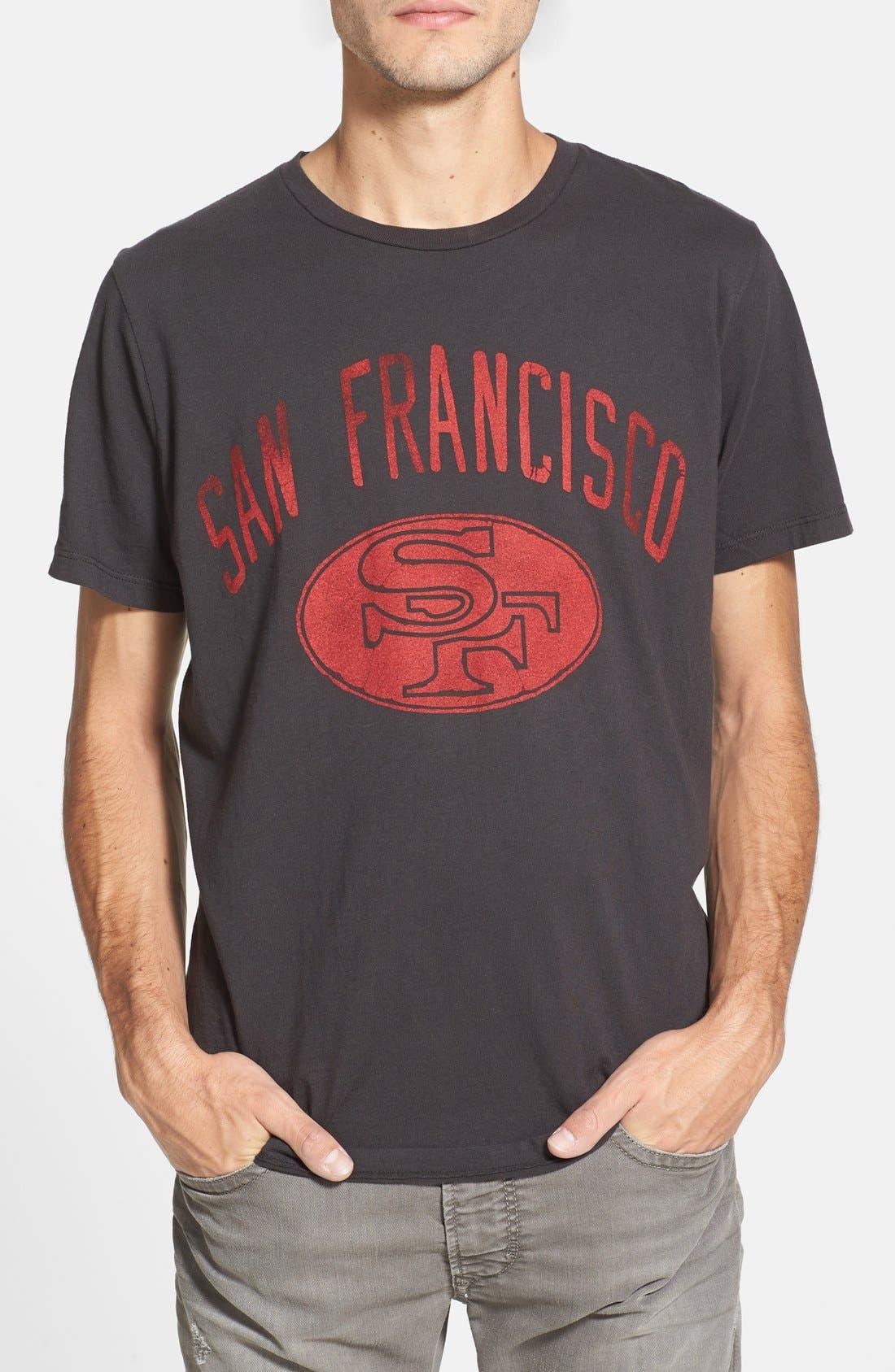 Alternate Image 1 Selected - Junk Food 'San Francisco 49ers' Graphic T-Shirt