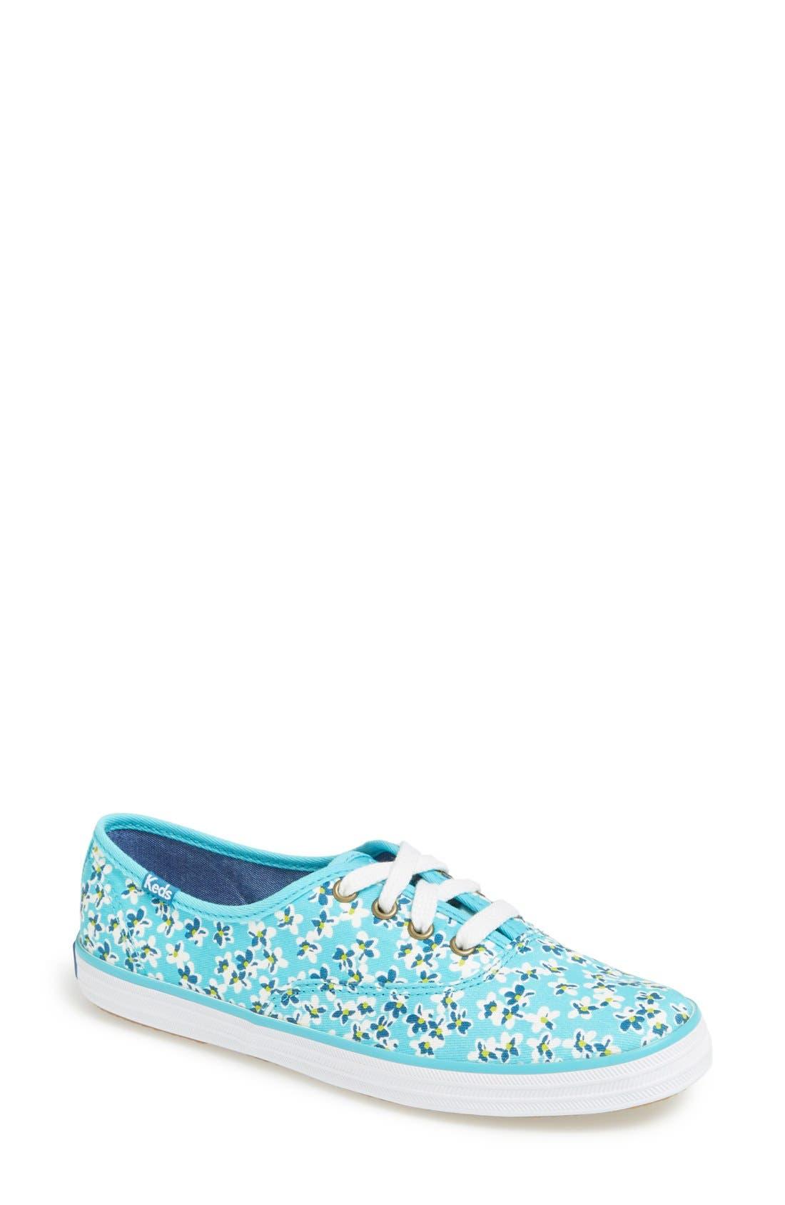Main Image - Keds® Taylor Swift 'Champion Sunpie Floral' Sneaker (Women)