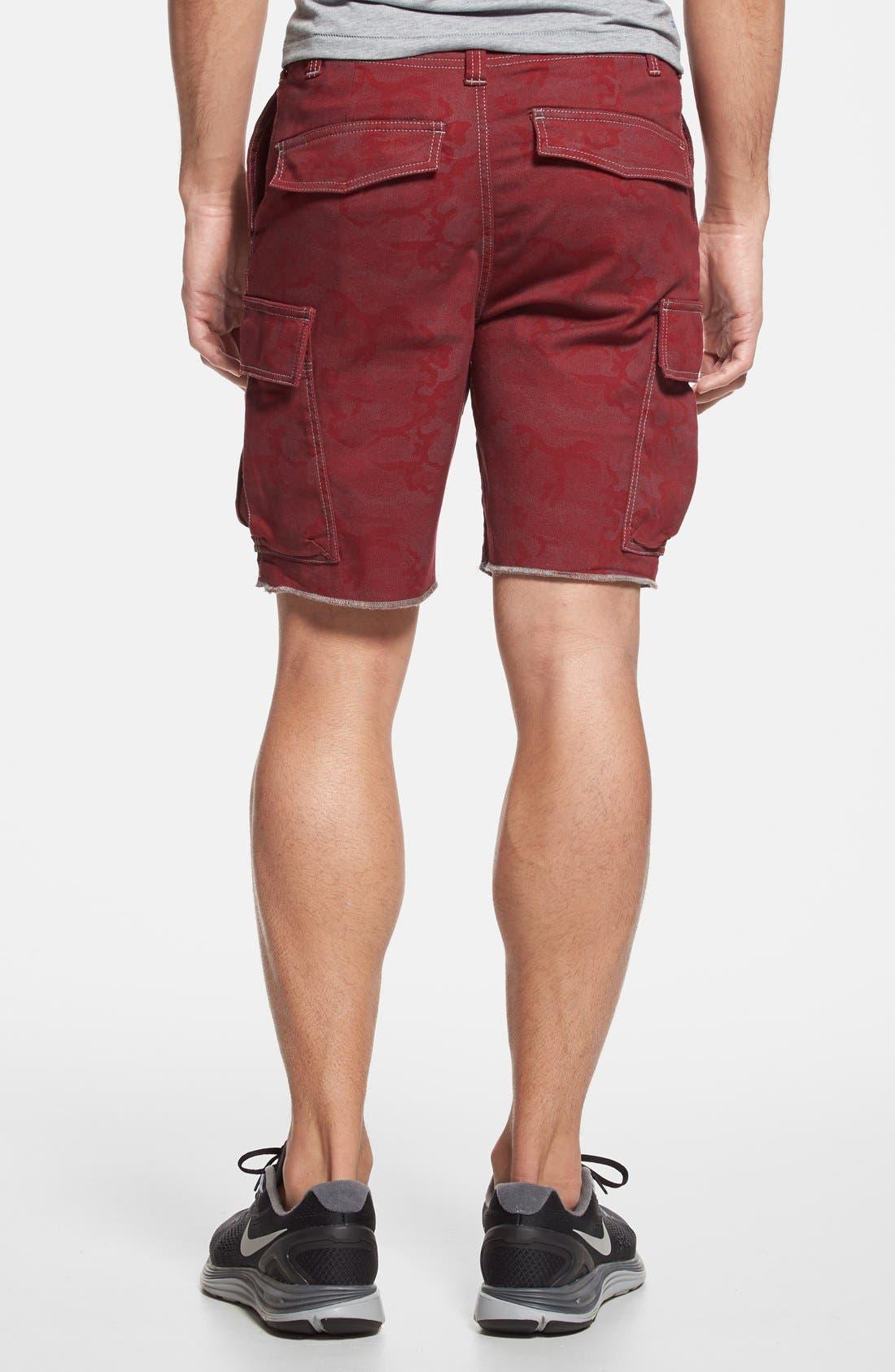 Alternate Image 2  - Nike SB 'Hawthorne' Camo Cargo Shorts