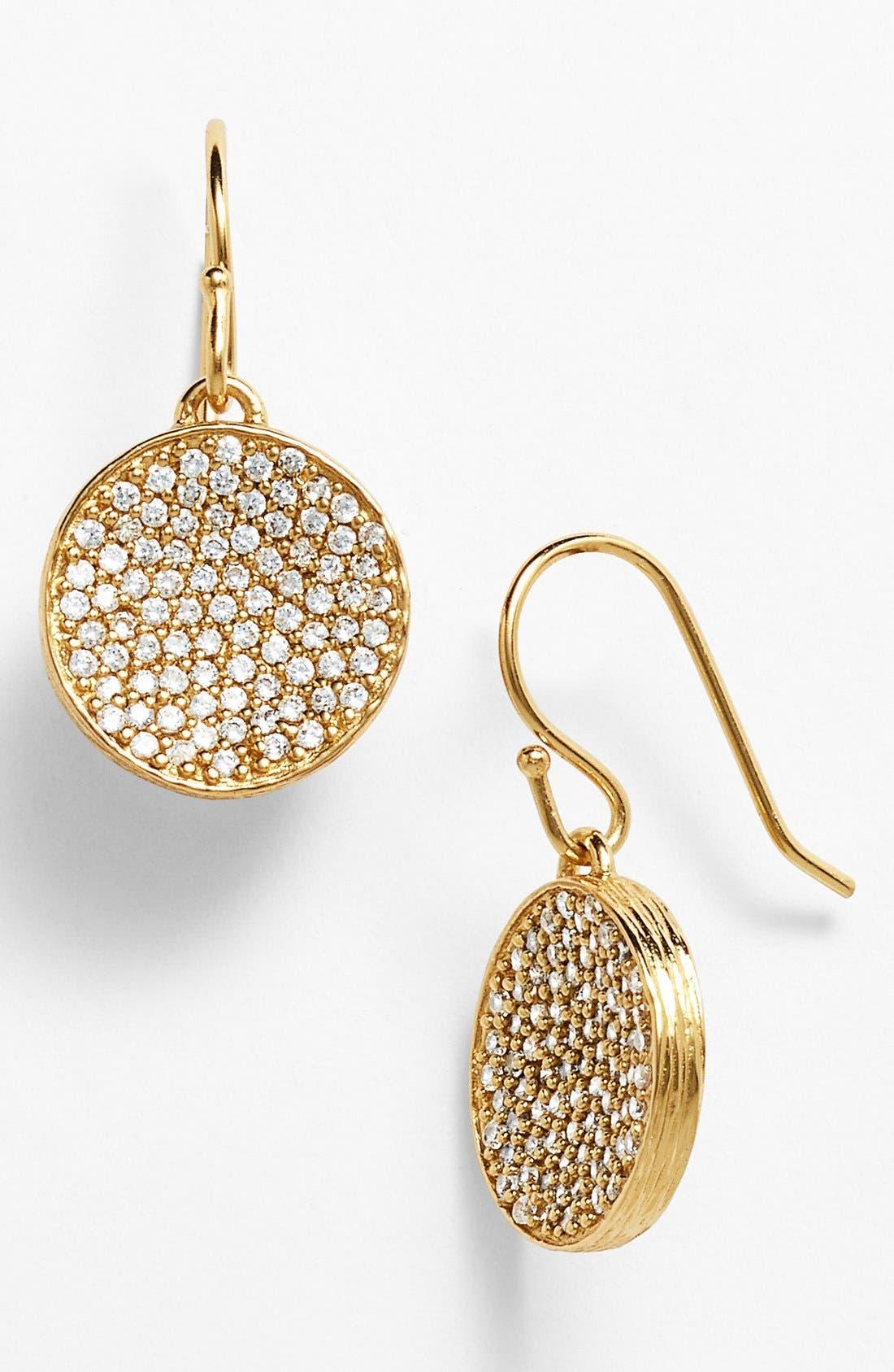 Alternate Image 1 Selected - Melinda Maria 'Kalena' Pod Drop Earrings (Nordstrom Exclusive)