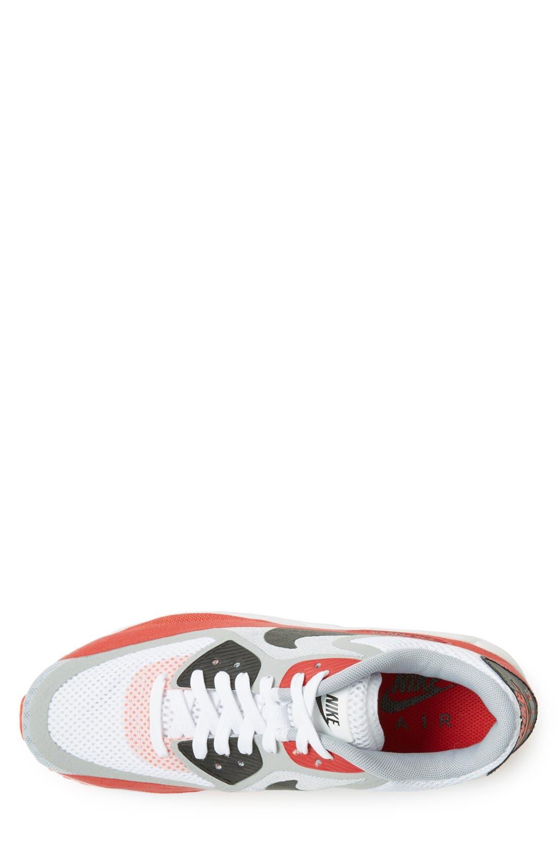Alternate Image 3  - Nike 'Air Max 90 Breeze' Sneaker (Men)