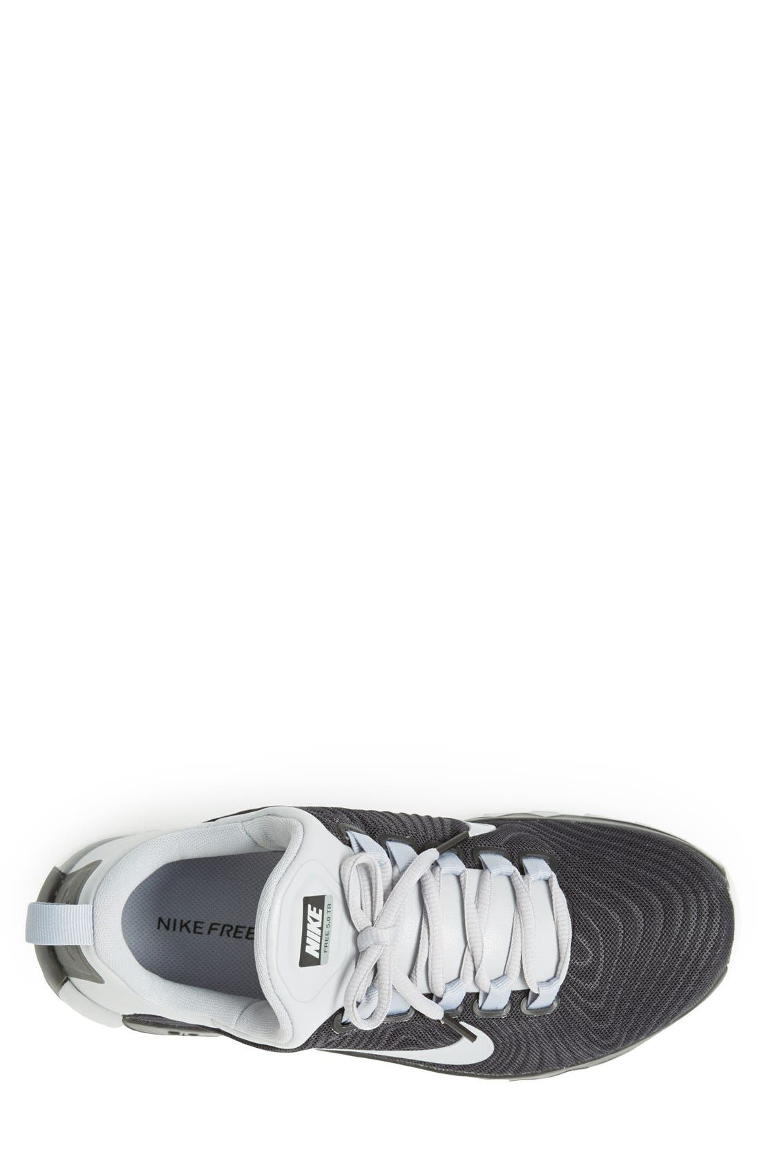 Alternate Image 2  - Nike 'Free 5.0 Trainer' Training Shoe (Men)