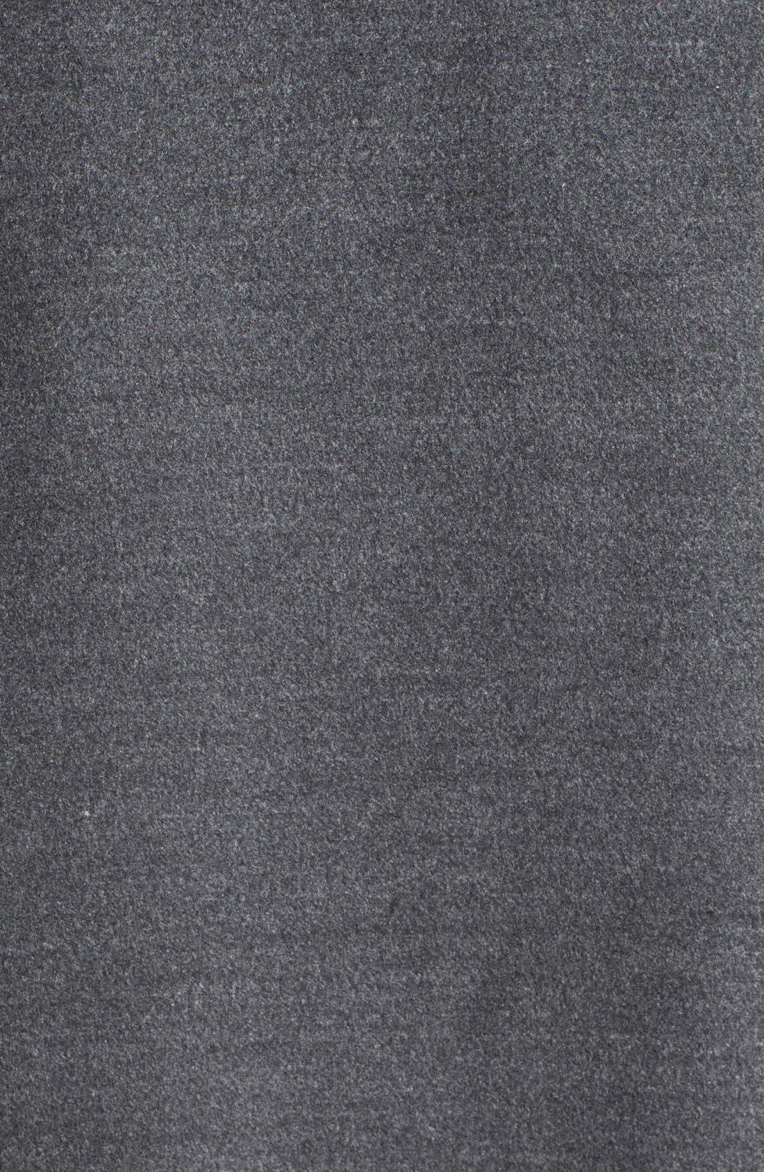 Alternate Image 3  - Topshop 'Maisie' Top Coat (Nordstrom Exclusive)
