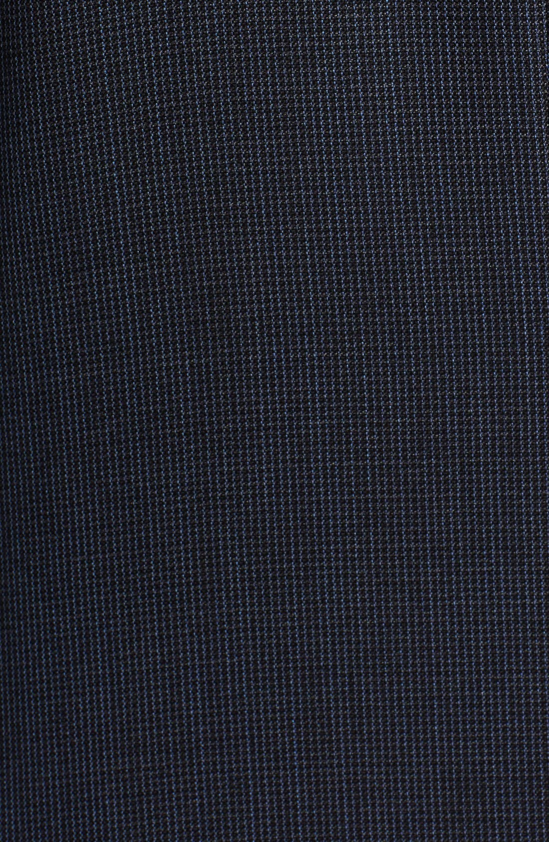 Alternate Image 3  - Canali Classic Fit Check Sportcoat
