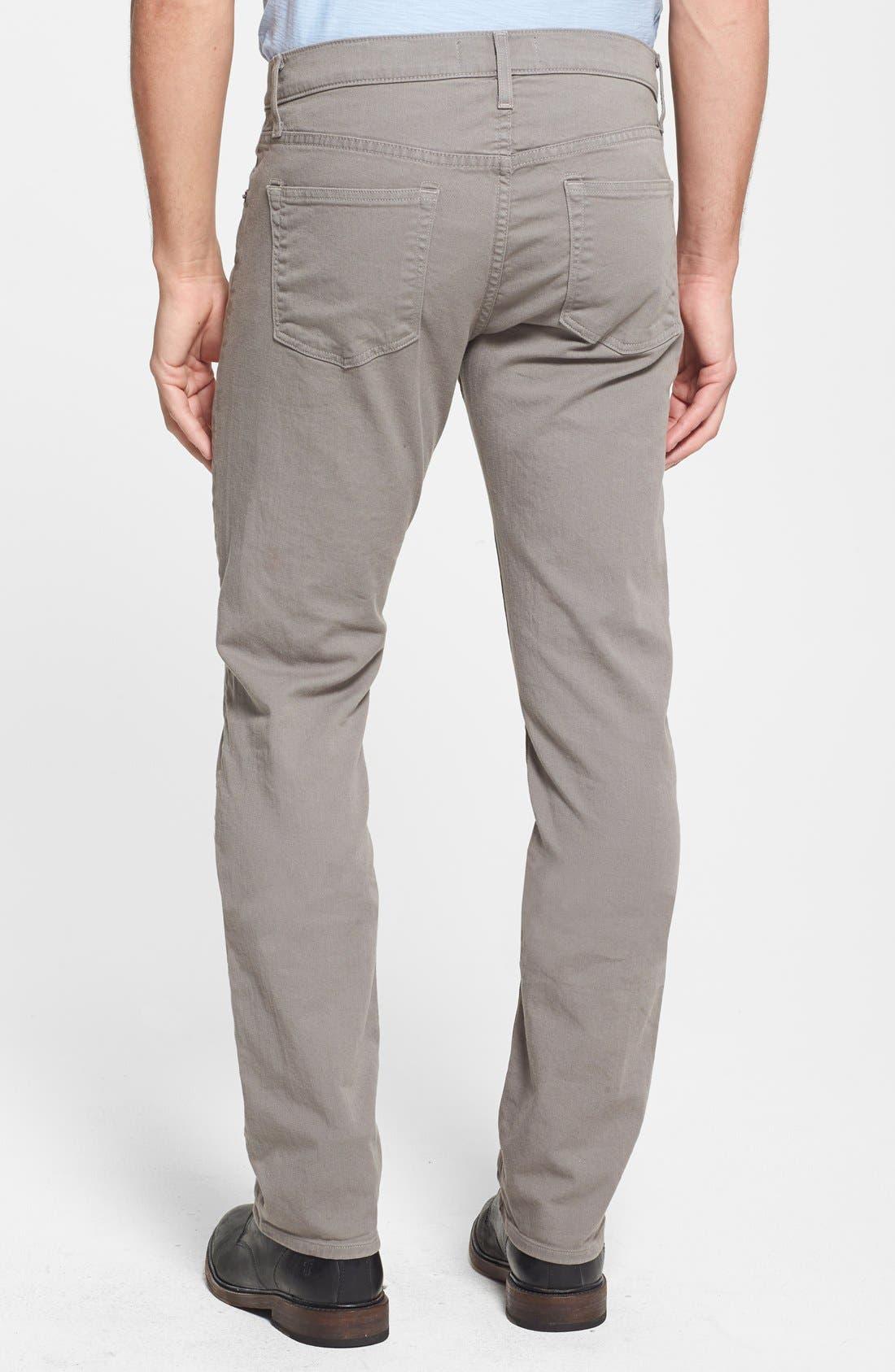 Alternate Image 2  - J Brand 'Kane' Slim Straight Leg Jeans (Sergeant)