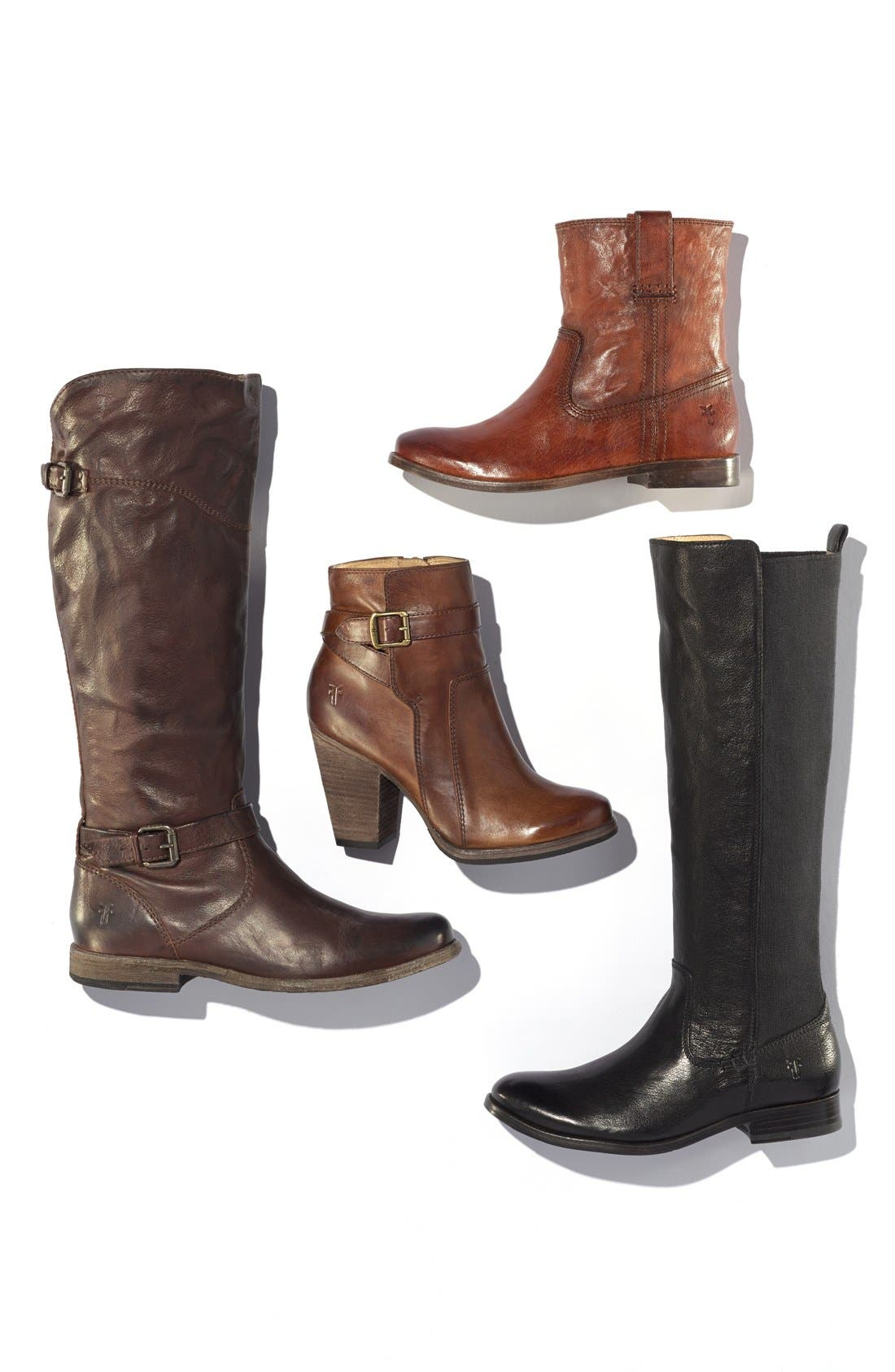 Alternate Image 5  - Frye 'Phillip' Riding Boot (Extended Calf) (Women)