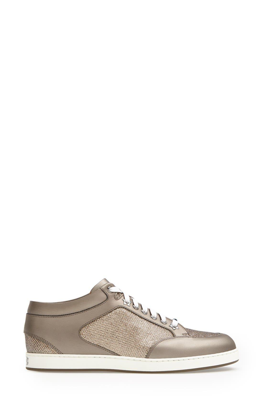 Alternate Image 4  - Jimmy Choo 'Miami' Sneaker (Women)