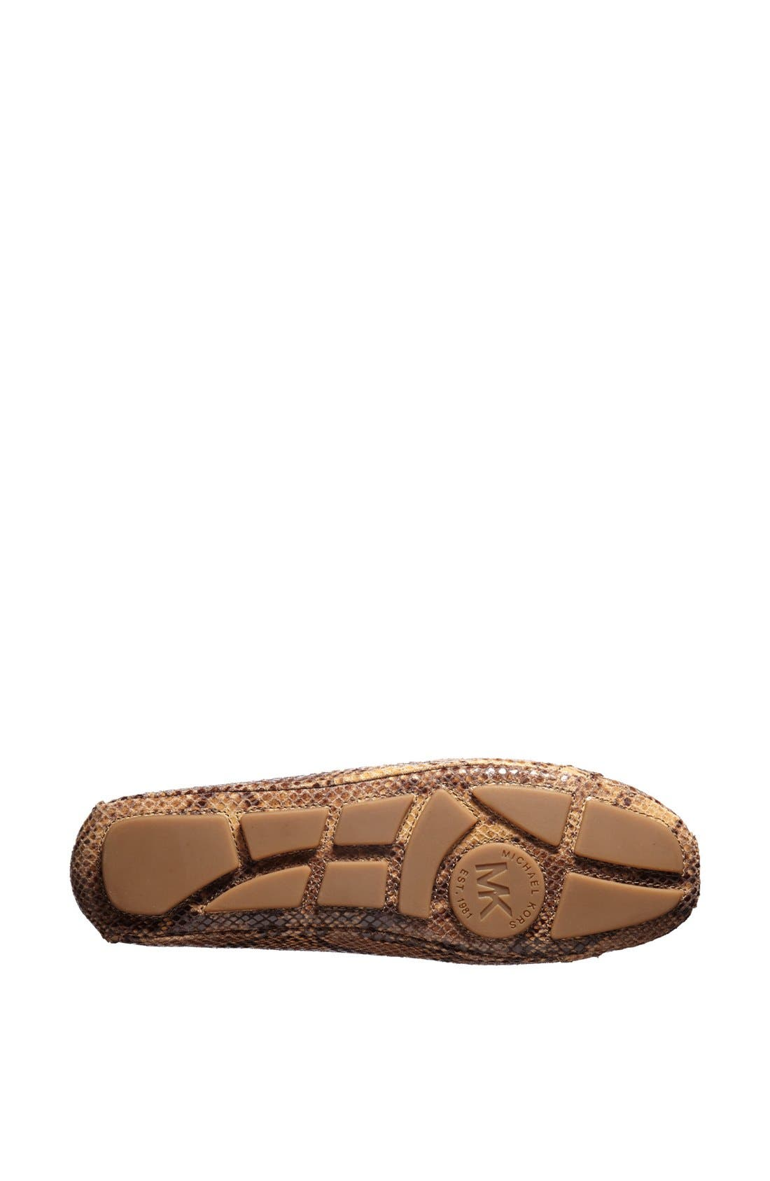 Alternate Image 4  - MICHAEL Michael Kors 'Fulton' Moccasin (Women)