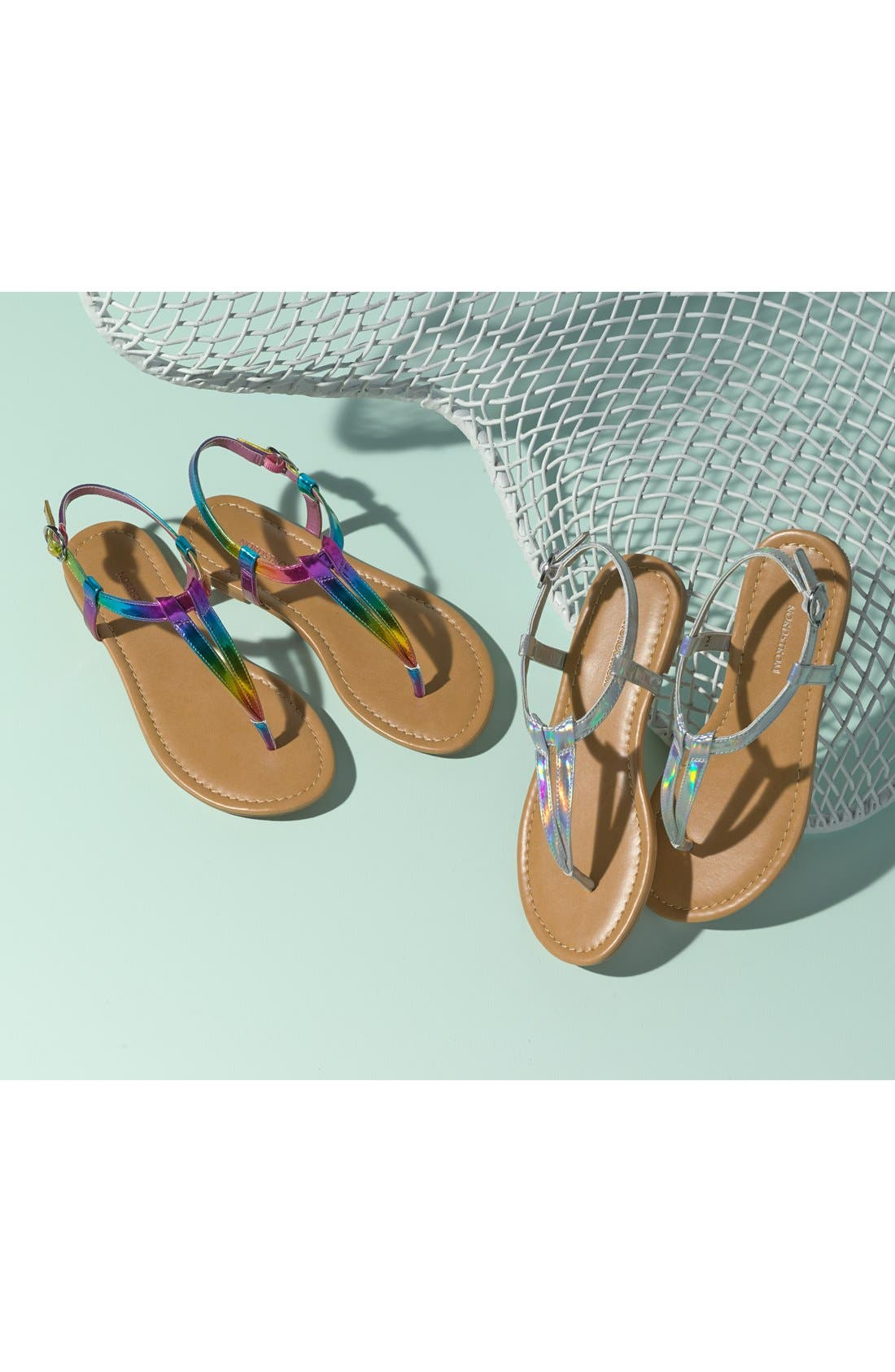 Alternate Image 5  - Nordstrom 'Audra' Sandal (Toddler, Little Kid & Big Kid)