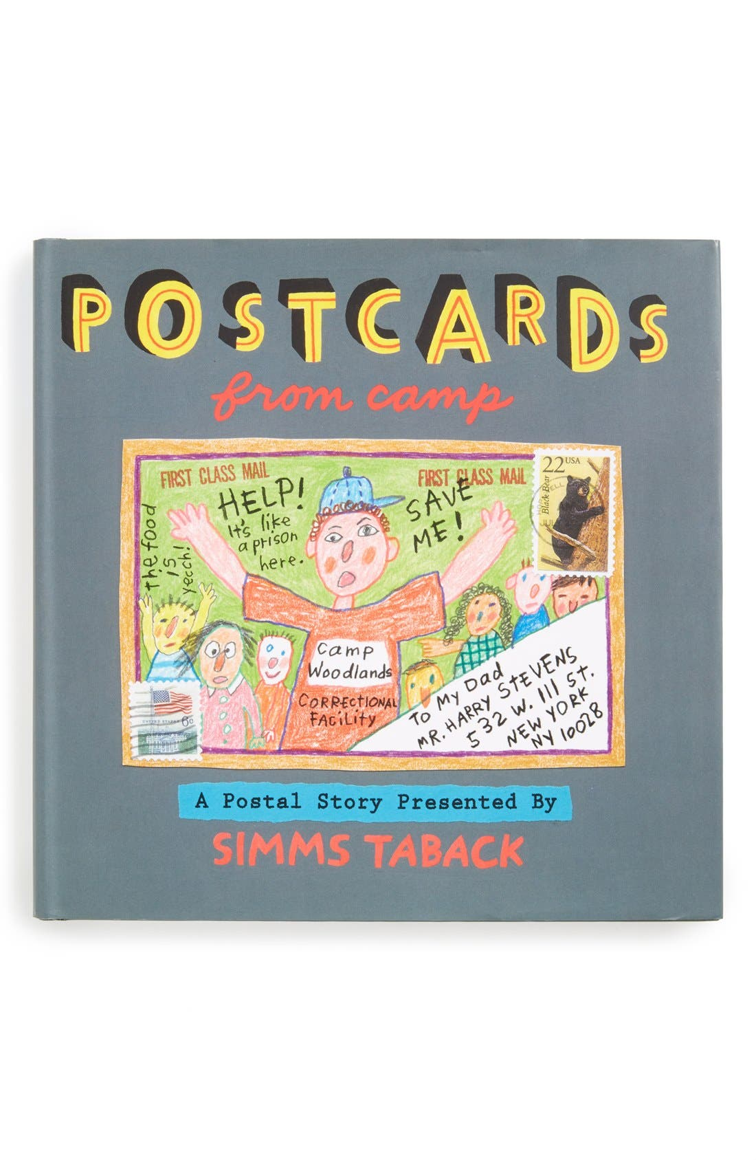 Main Image - 'Postcards from Camp' Book