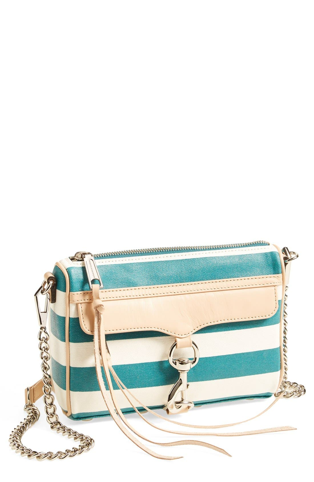 Main Image - Rebecca Minkoff 'Mini MAC' Convertible Crossbody Bag