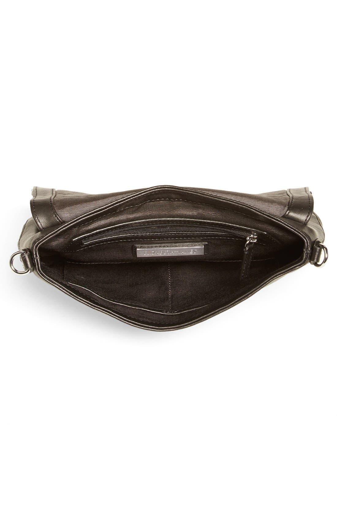 Alternate Image 4  - Elizabeth and James 'Mini Cynnie' Leather Crossbody Bag