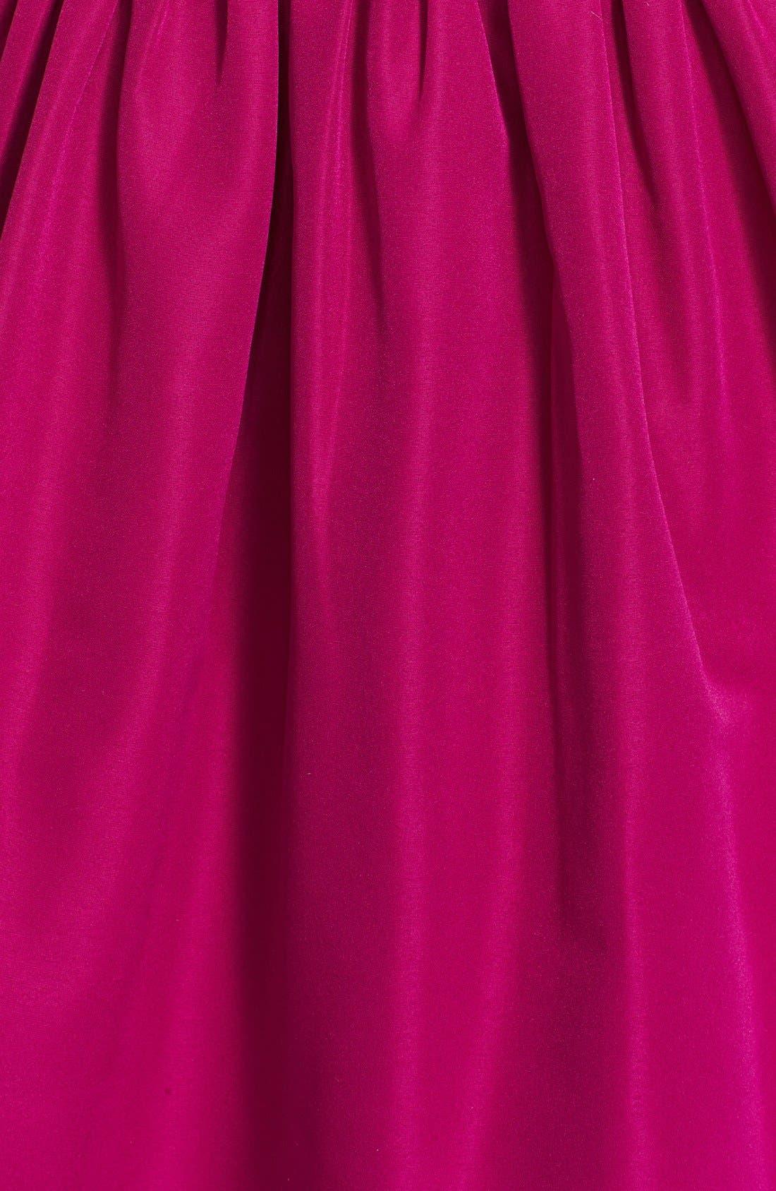 Alternate Image 3  - Ted Baker London 'Juletee' Stretch Woven Fit & Flare Dress