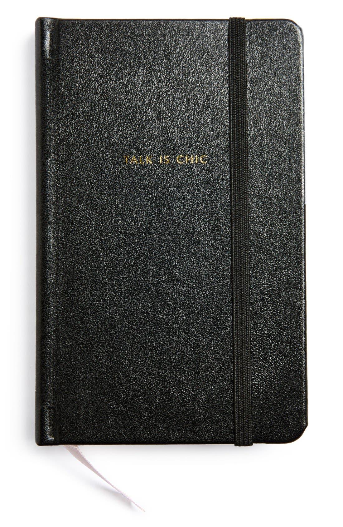 Alternate Image 1 Selected - kate spade new york medium notebook
