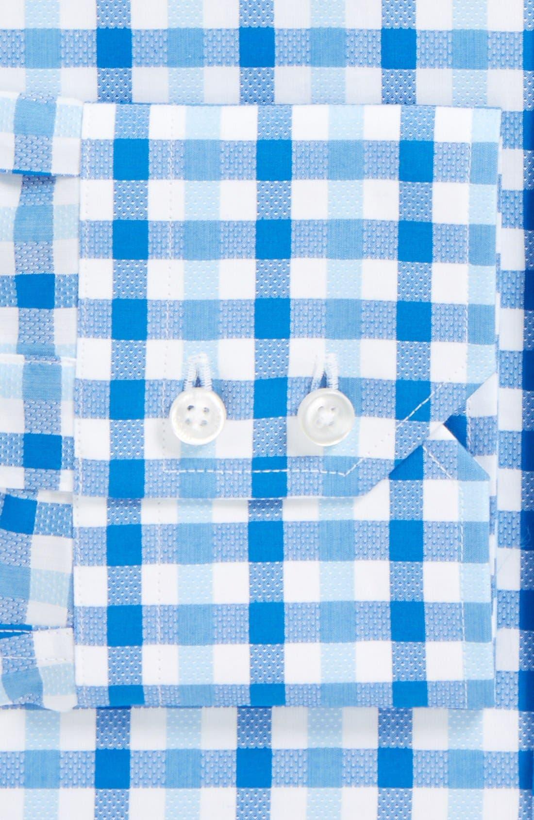 Alternate Image 2  - BOSS HUGO BOSS 'Gerald' WW Regular Fit Check Dress Shirt