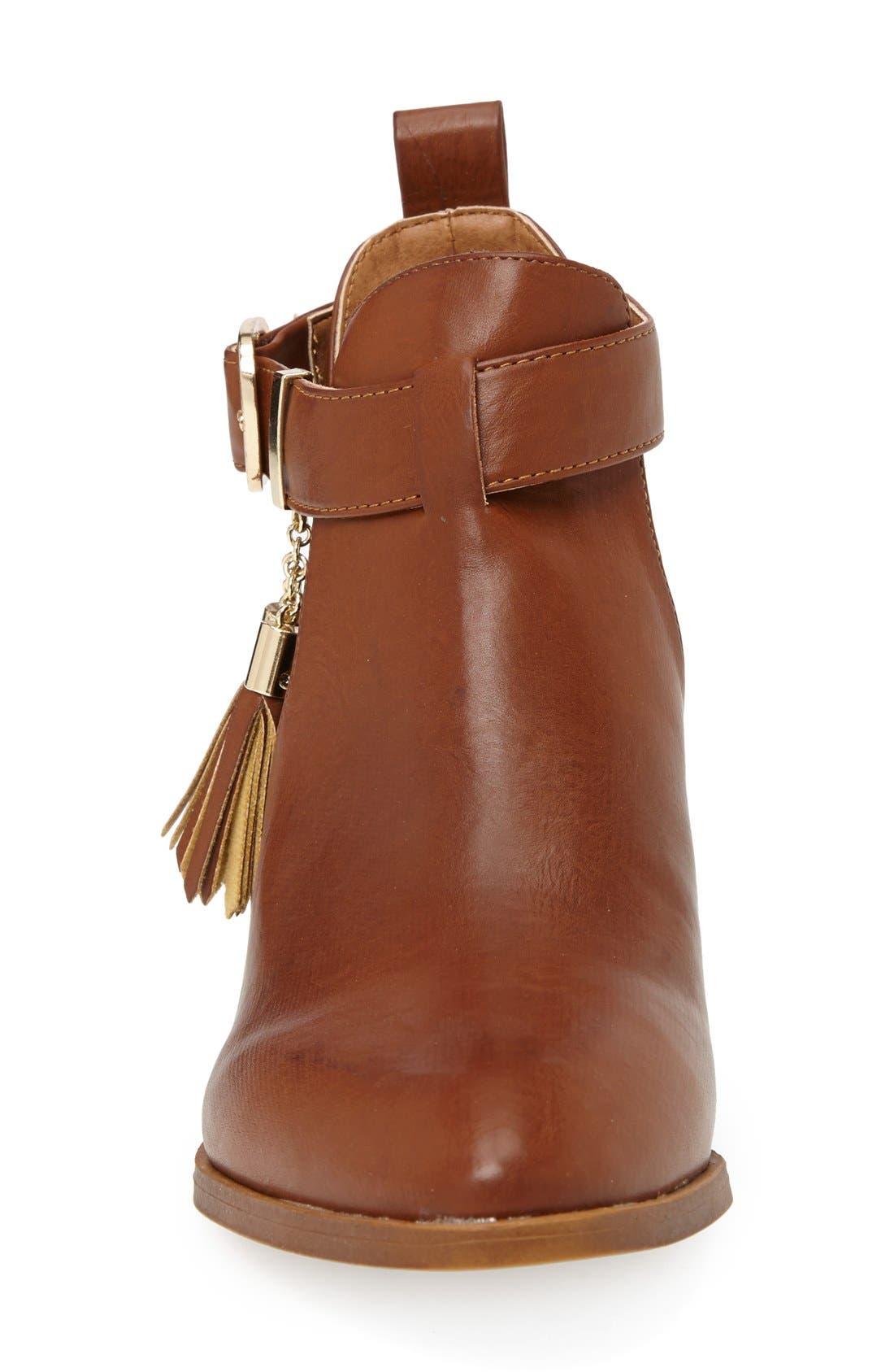 Alternate Image 3  - BC Footwear 'Dress Up' Ankle Bootie (Women)