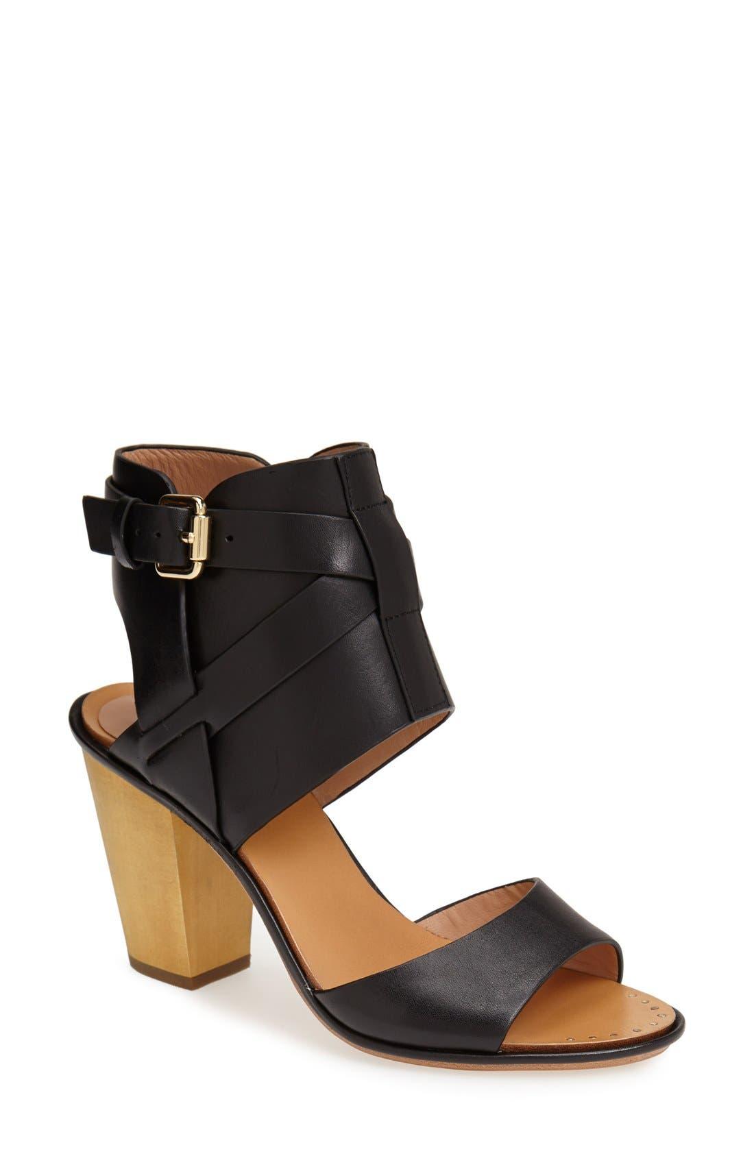 Main Image - VC Signature 'Okalini' Leather Sandal (Women)