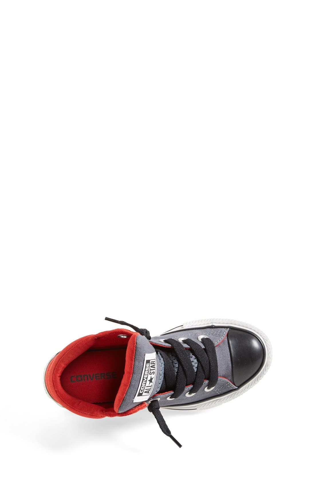 Alternate Image 3  - Converse Chuck Taylor® All Star® 'Axel' Mid Top Sneaker (Toddler, Little Kid & Big Kid)