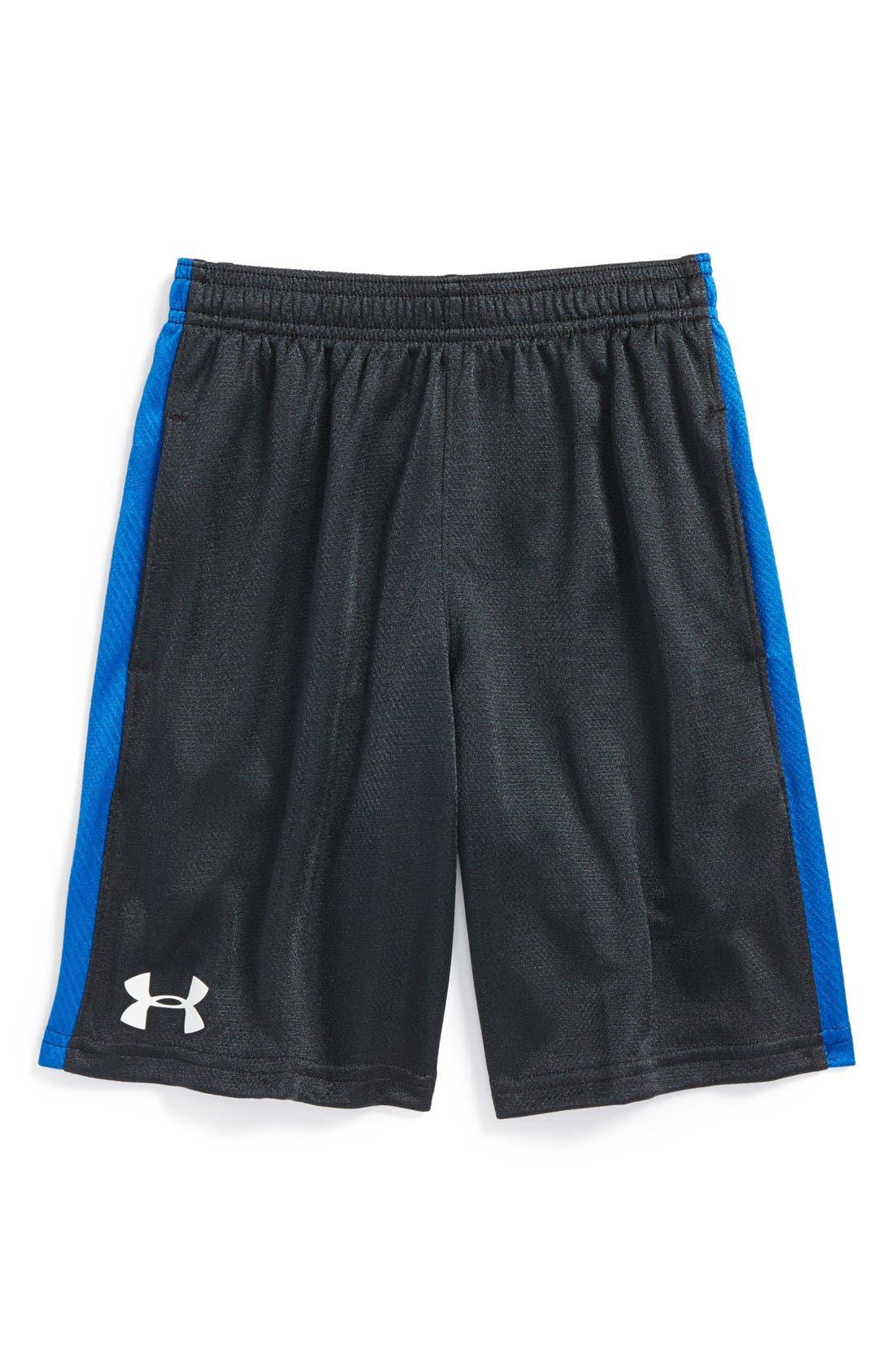 Main Image - Under Armour 'Ultimate' Shorts (Big Boys)