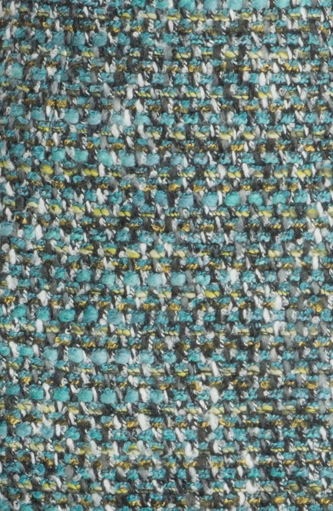 Alternate Image 3  - Dolce&Gabbana Flared Tweed Dress