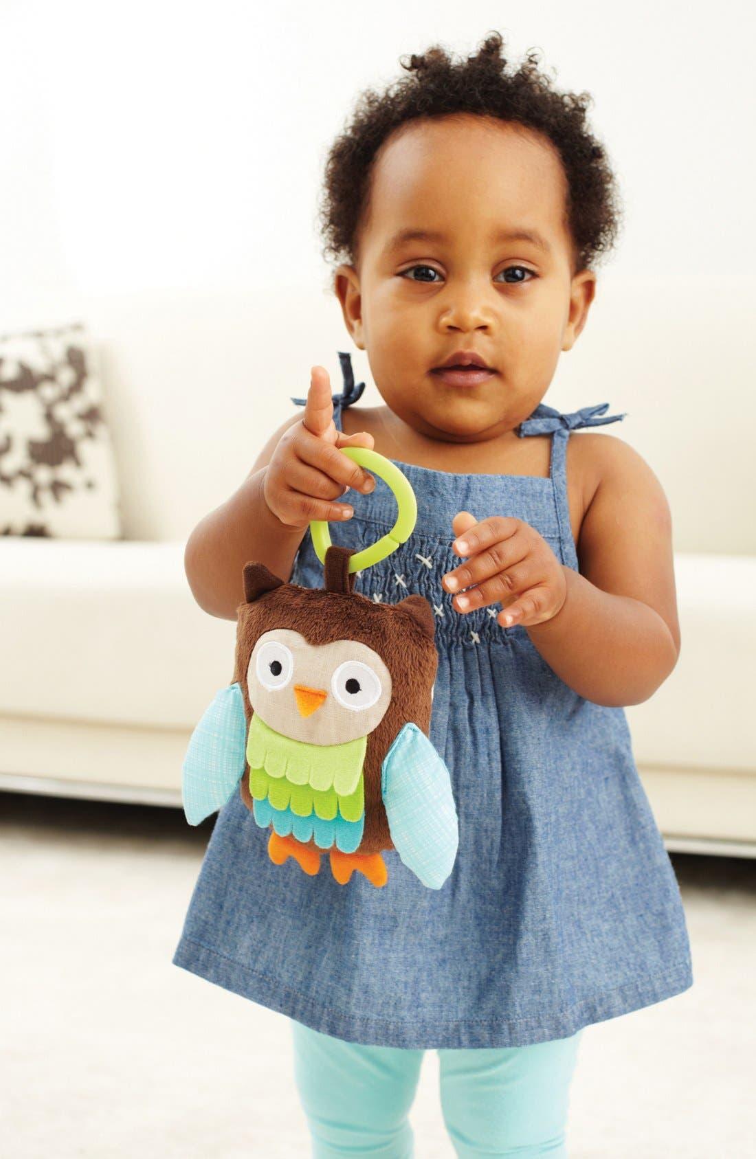Alternate Image 2  - Skip Hop 'Wise Owl' Stroller Toy
