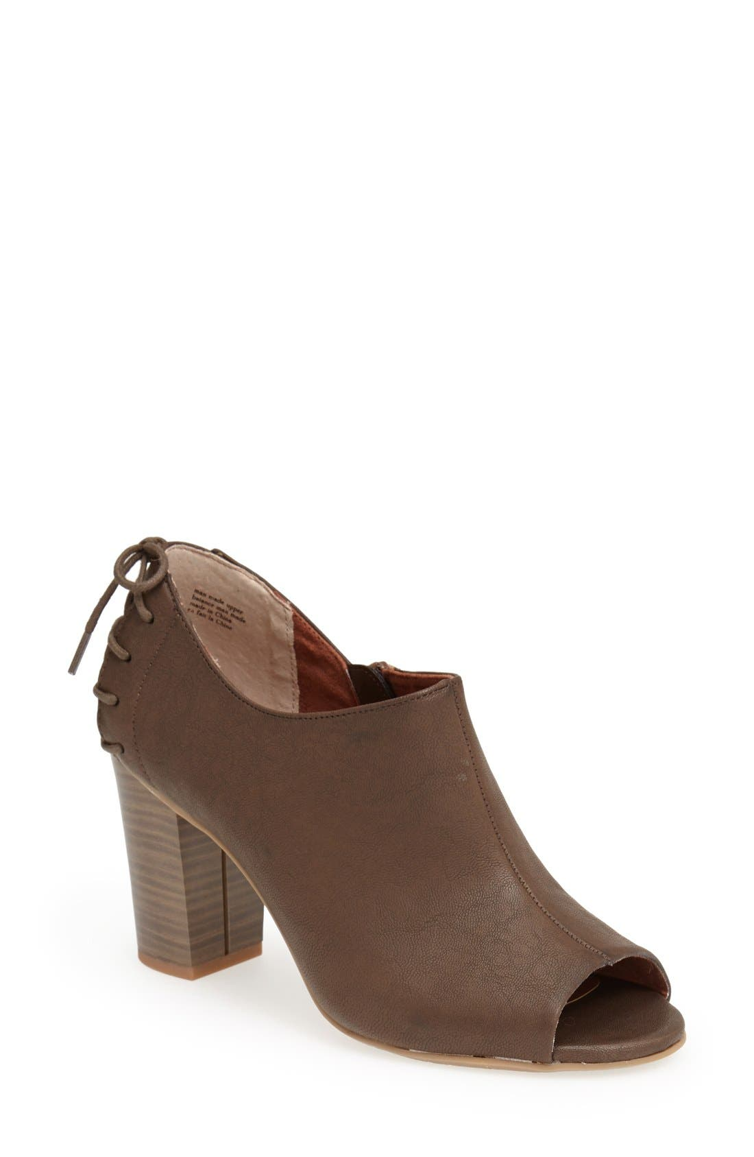 Alternate Image 1 Selected - BC Footwear 'Picture It' Bootie (Women)