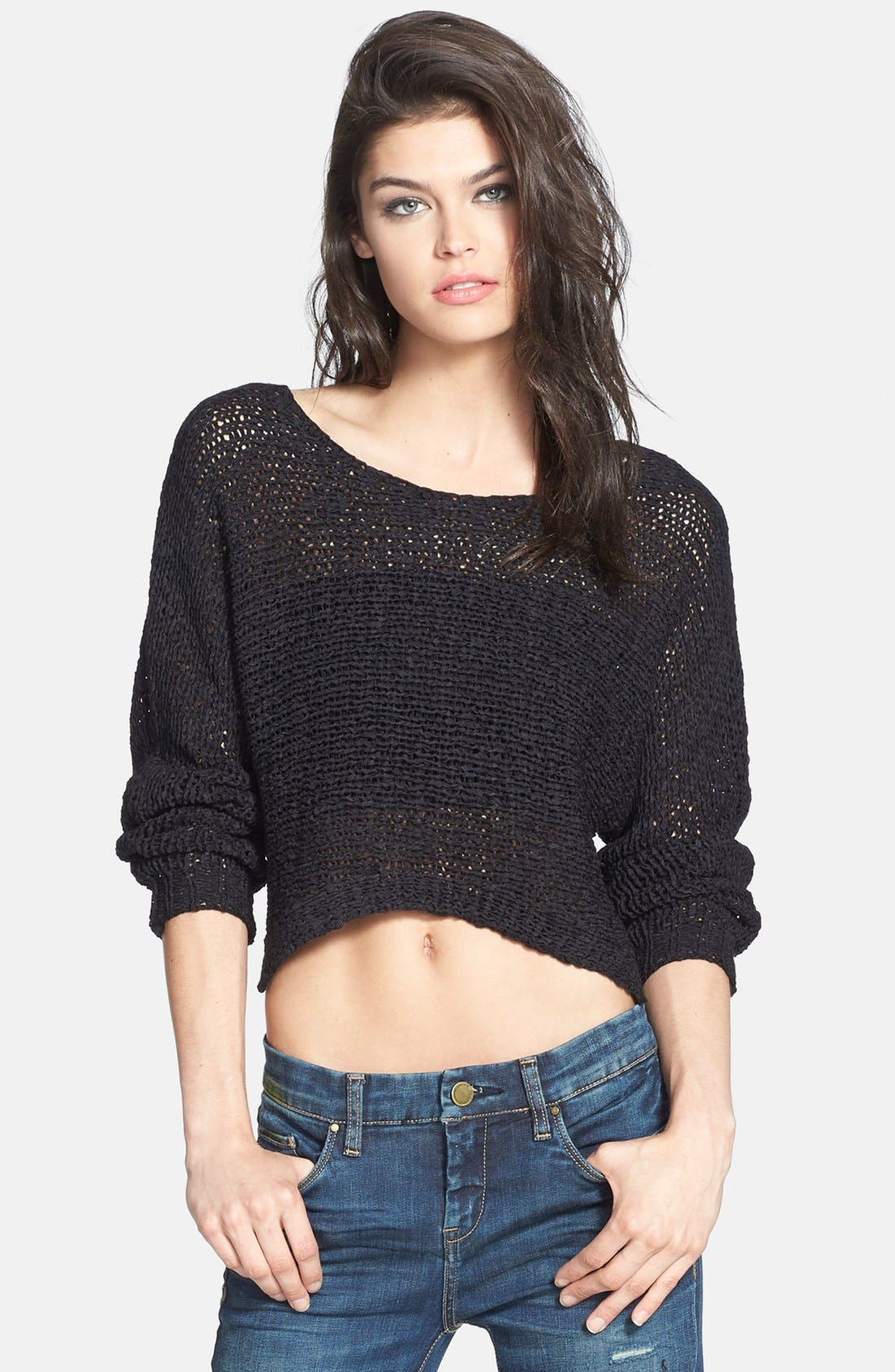 Alternate Image 1 Selected - Leith Dolman Sleeve Pullover