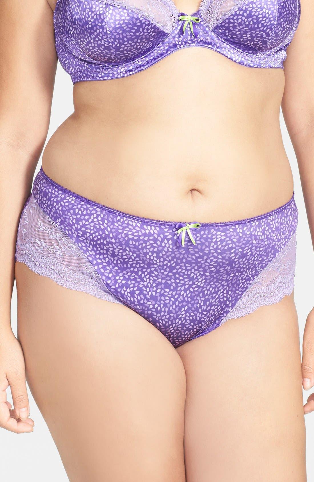 Main Image - Elomi 'Jocelyn' Briefs (Plus Size)
