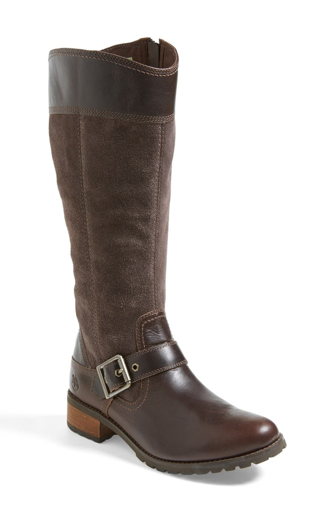 Alternate Image 1 Selected - Timberland Earthkeepers® 'Bethel' Tall Boot (Women)