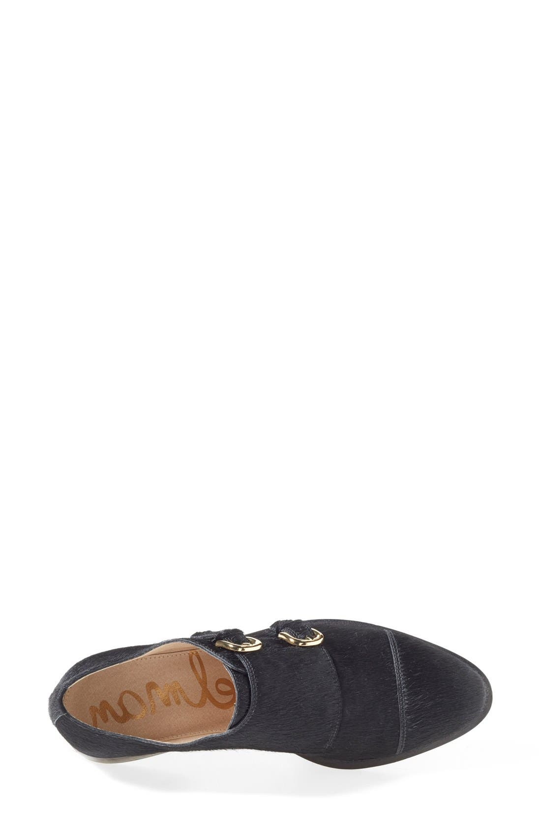 Alternate Image 2  - Sam Edelman 'Balfour' Double Monk Strap Flat (Women)