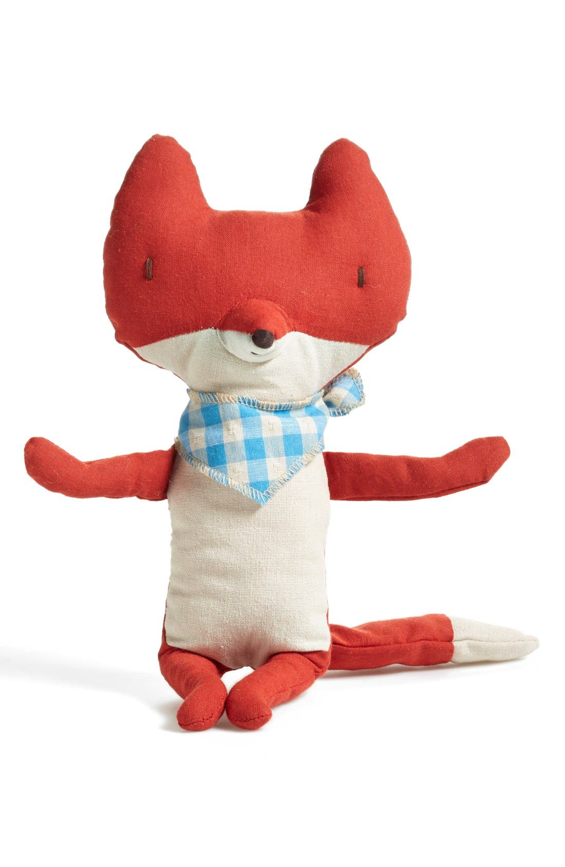 Alternate Image 1 Selected - Maileg 'Fox With Scarf' Stuffed Animal