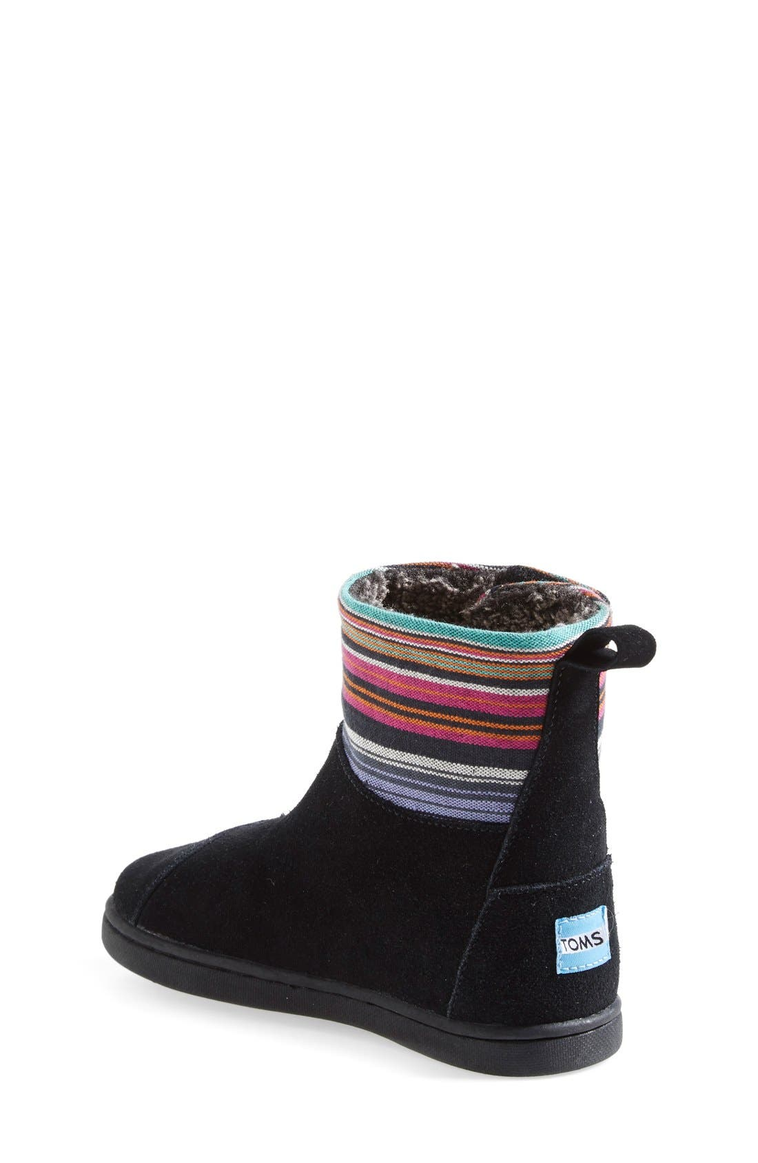 Alternate Image 2  - TOMS 'Nepal - Tiny' Boot (Toddler)